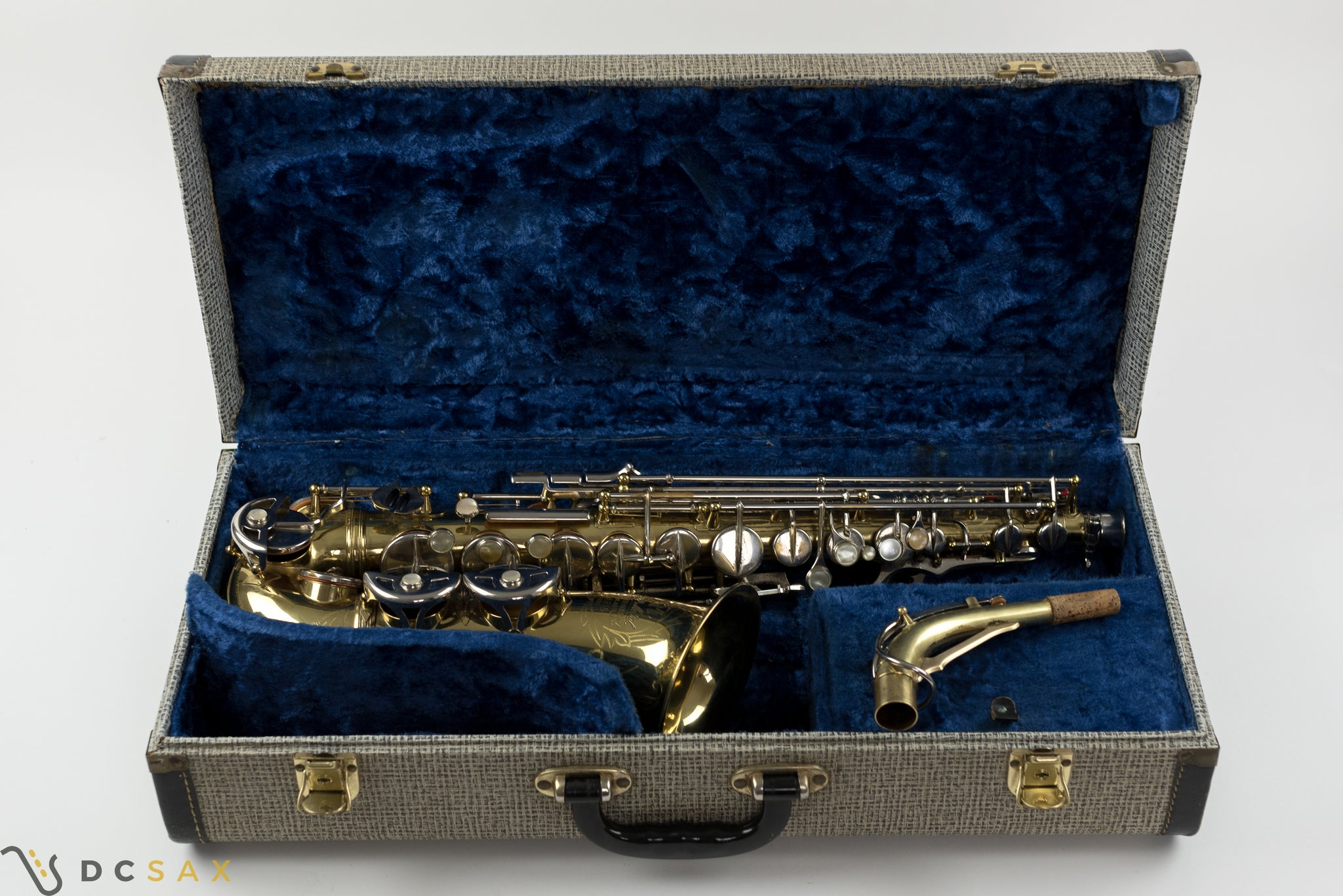 1966 SML Gold Medal I Alto Saxophone, 95% Original Lacquer, Video