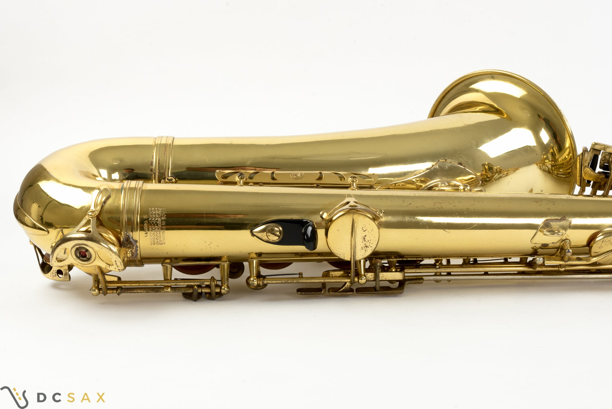 160,xxx Selmer Mark VI Tenor Saxophone, Just Serviced