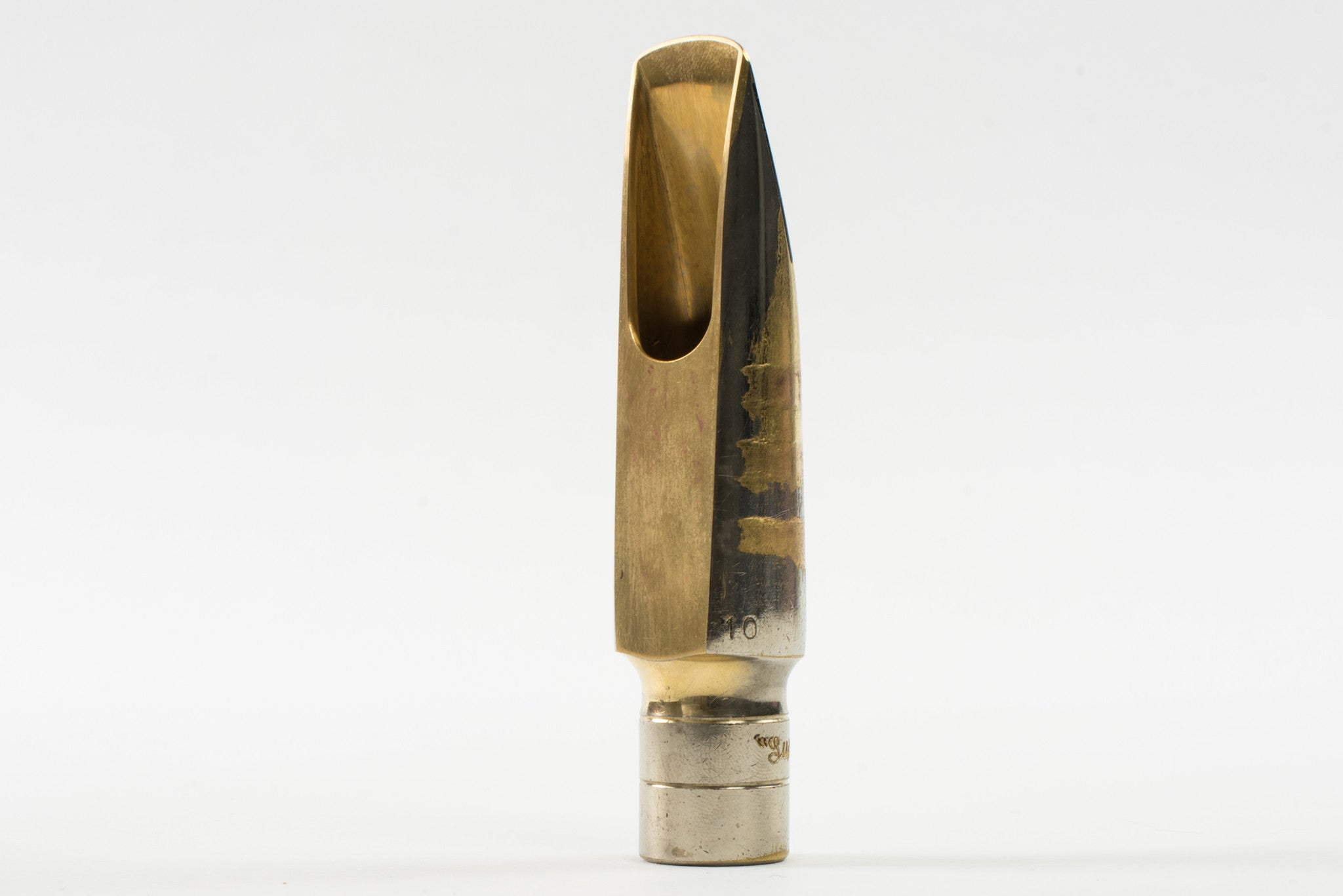 1950's Otto Link Super Tone Master No USA Tenor Saxophone Mouthpiece With 8 Facing