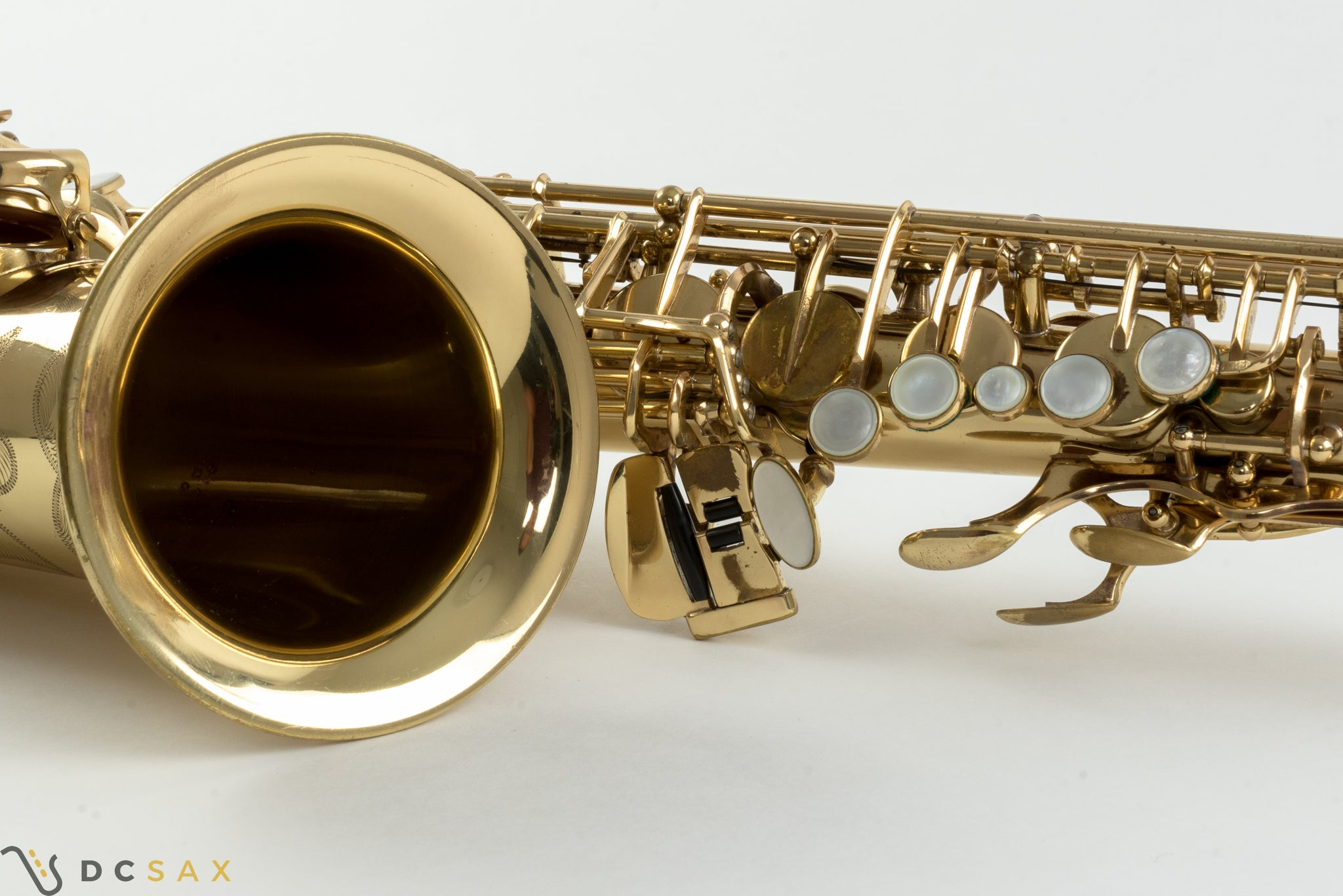 Selmer Super Action 80 Alto Saxophone, Fresh Overhaul