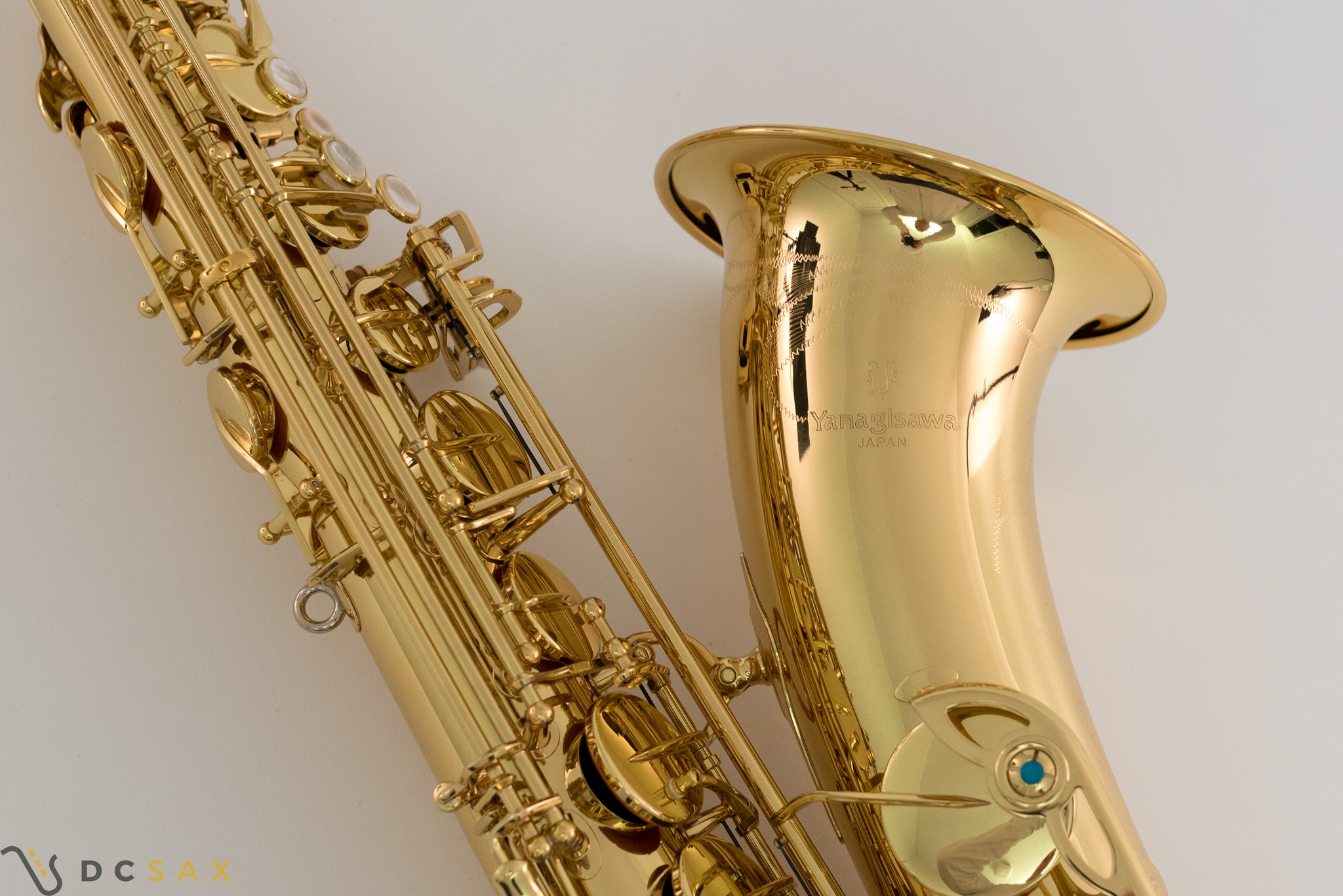 Yanagisawa T-WO1 Tenor Saxophone, Mint, Video Demo