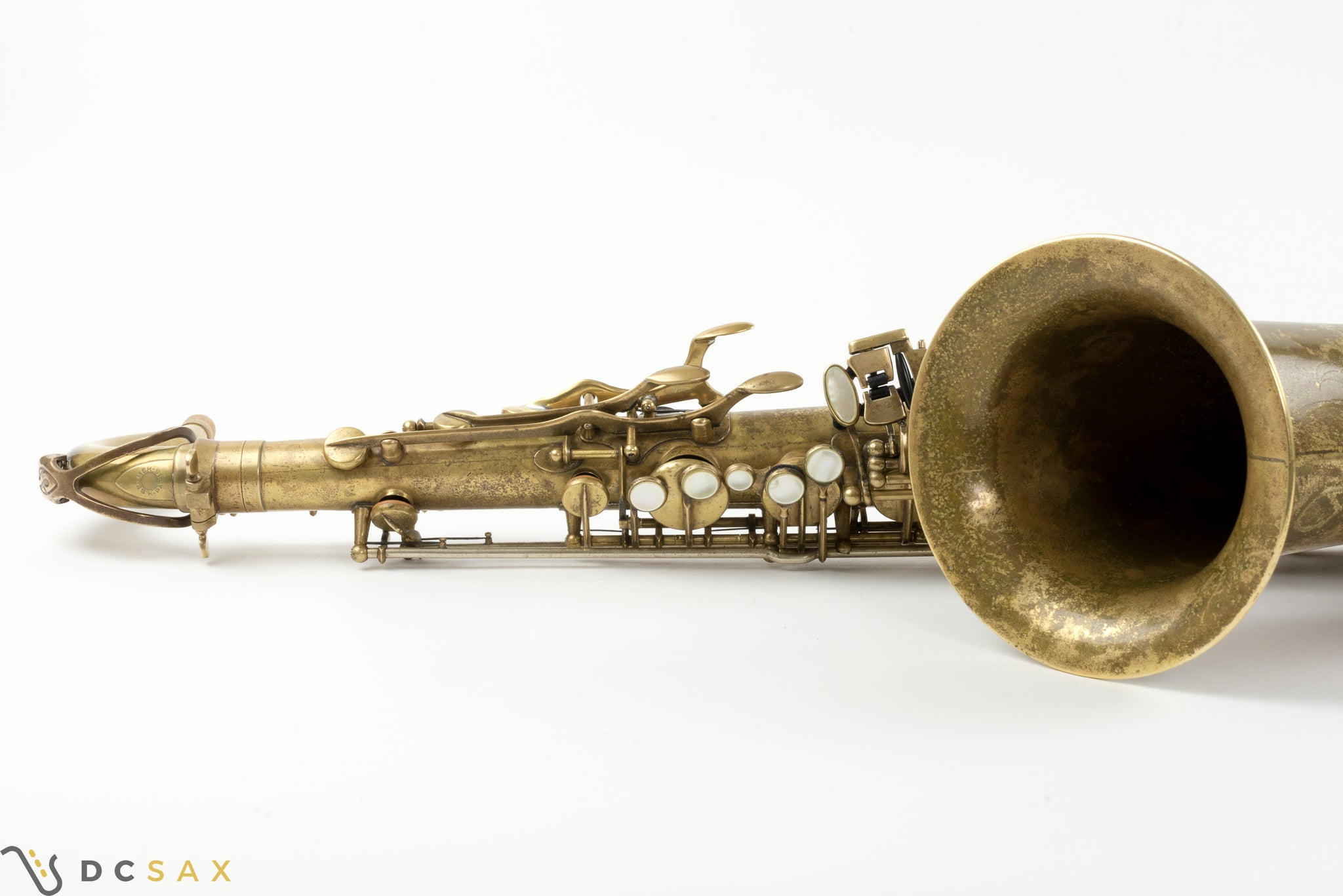 145,xxx Selmer Mark VI Tenor Saxophone, Original Lacquer, Video