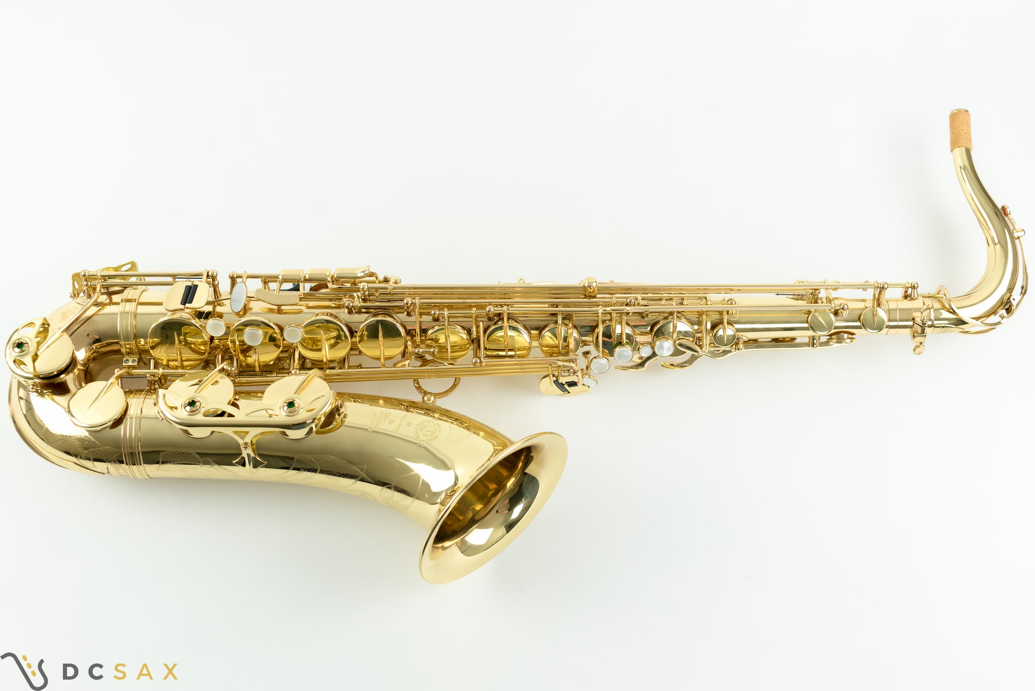 Selmer Series II Tenor Saxophone, Near Mint, Just Serviced