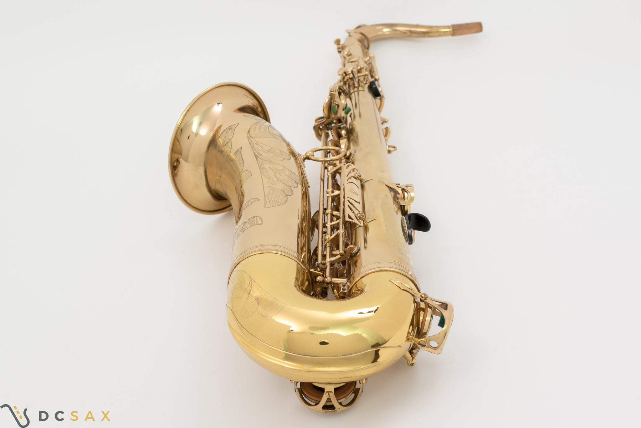 1969 171,xxx Selmer Mark VI Tenor Saxophone, 90% Original Lacquer, Just Serviced, Video