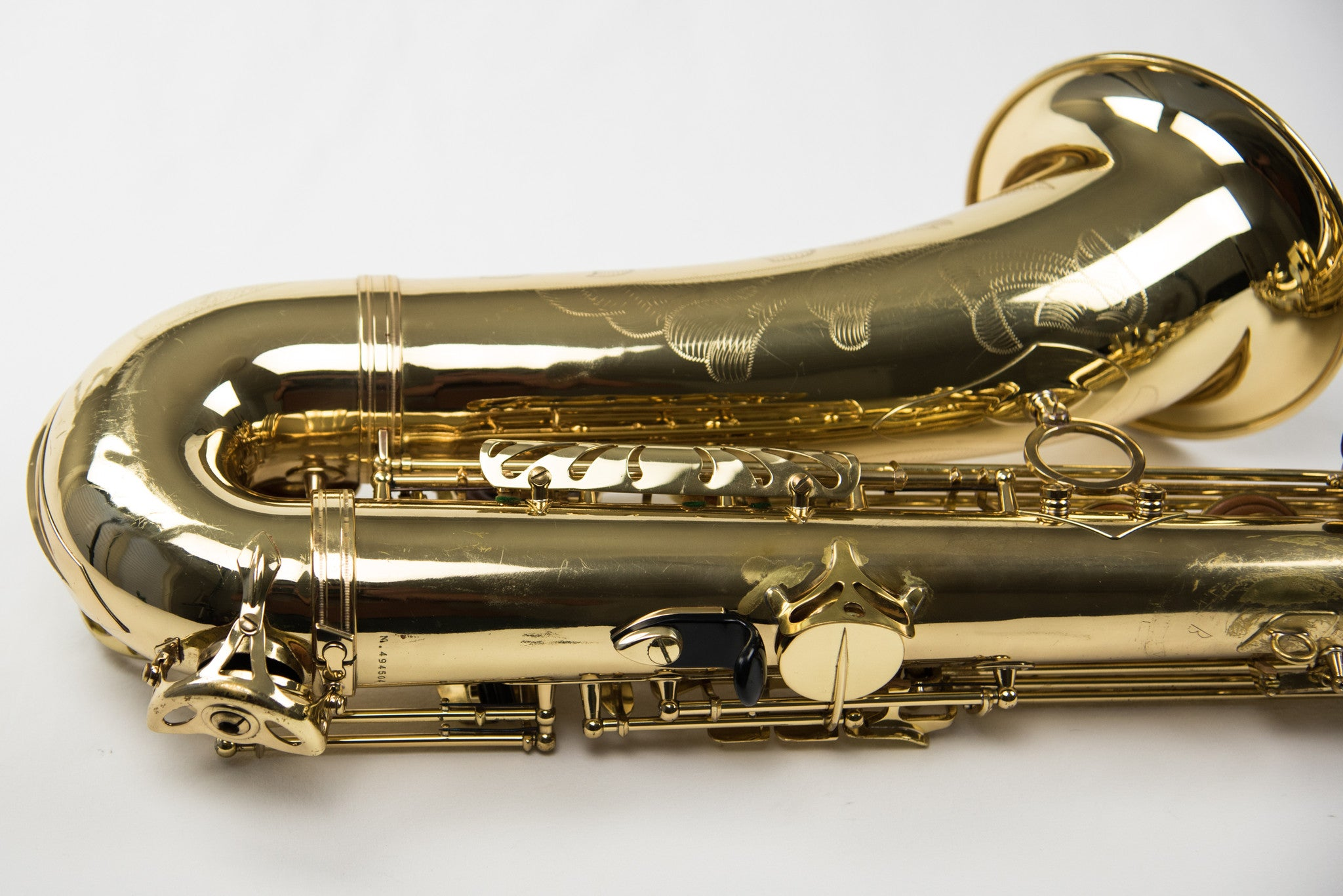 Selmer Series II Tenor Saxophone With Upgraded Neck