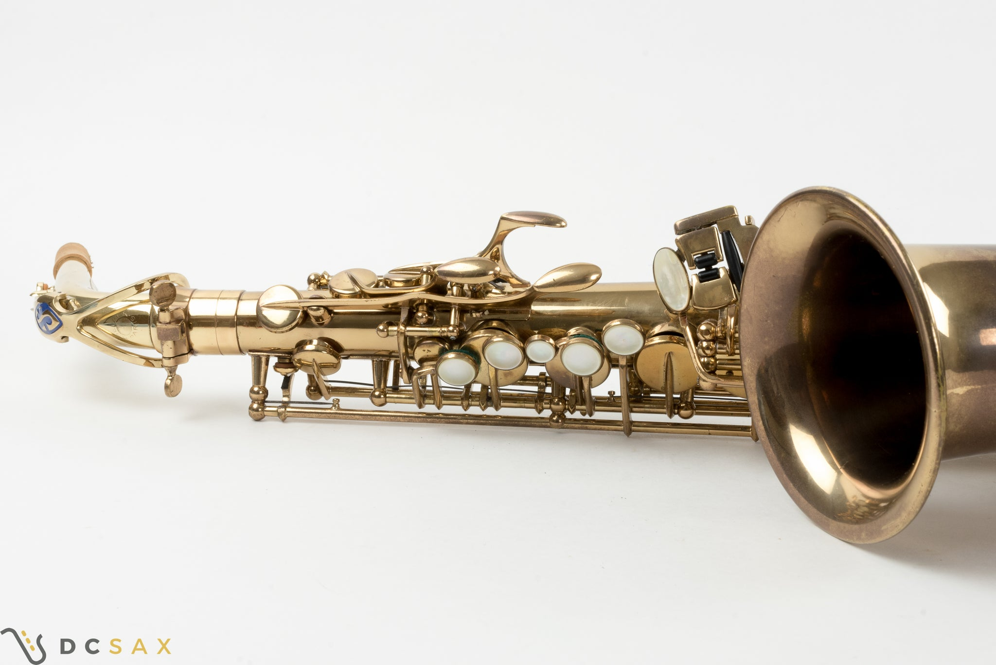 176,xxx Selmer Mark VI Alto Saxophone, 99% Original Lacquer, Fresh Overhaul, Video