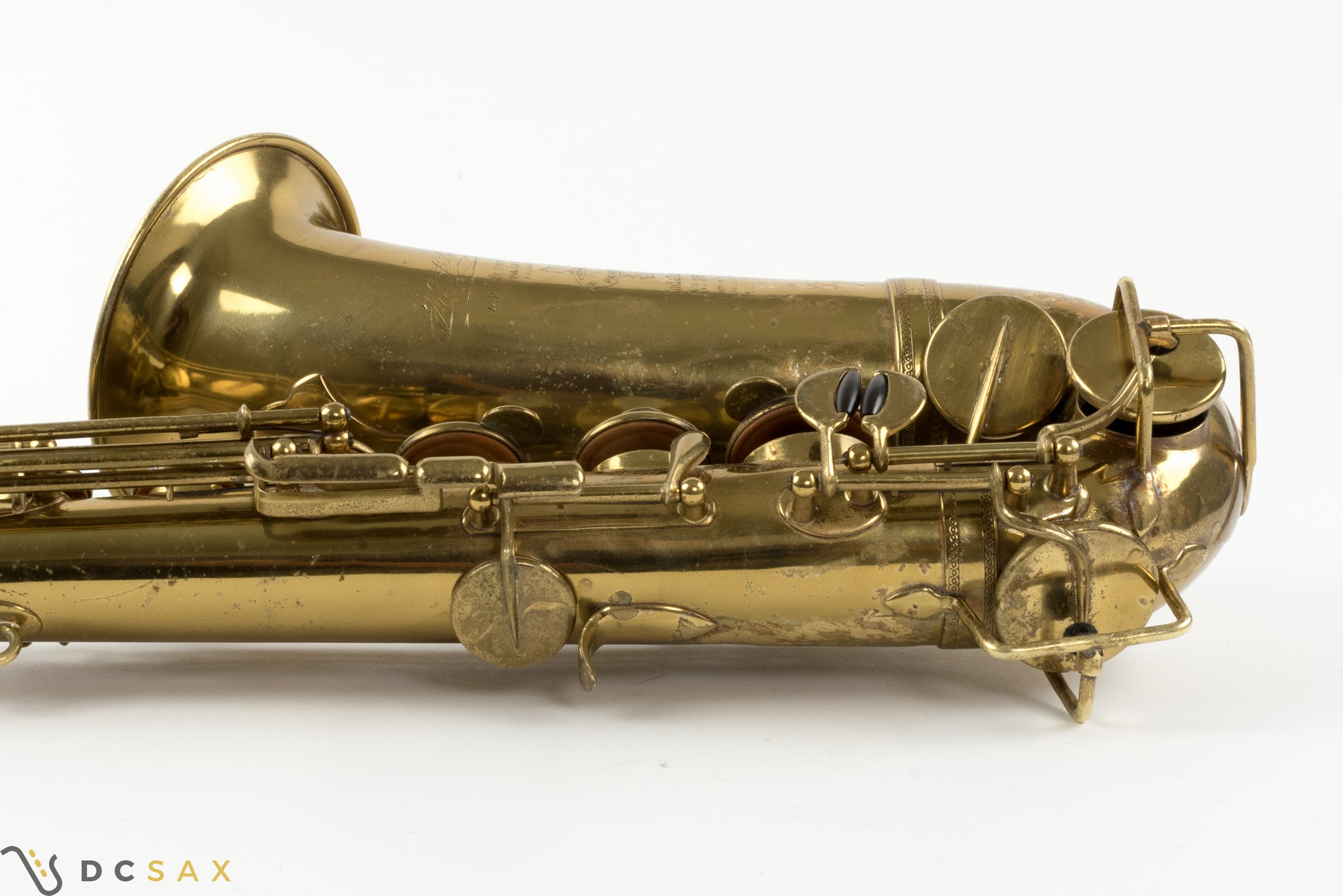 Selmer Modele 22 Alto Saxophone, Just Serviced, Video