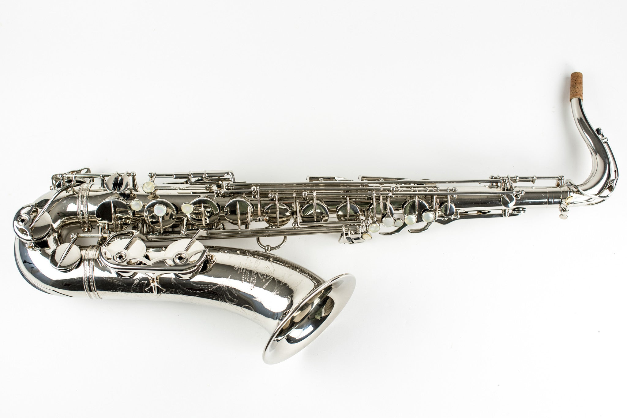 1957 Selmer Mark VI Tenor Saxophone 69,xxx, Fresh Overhaul