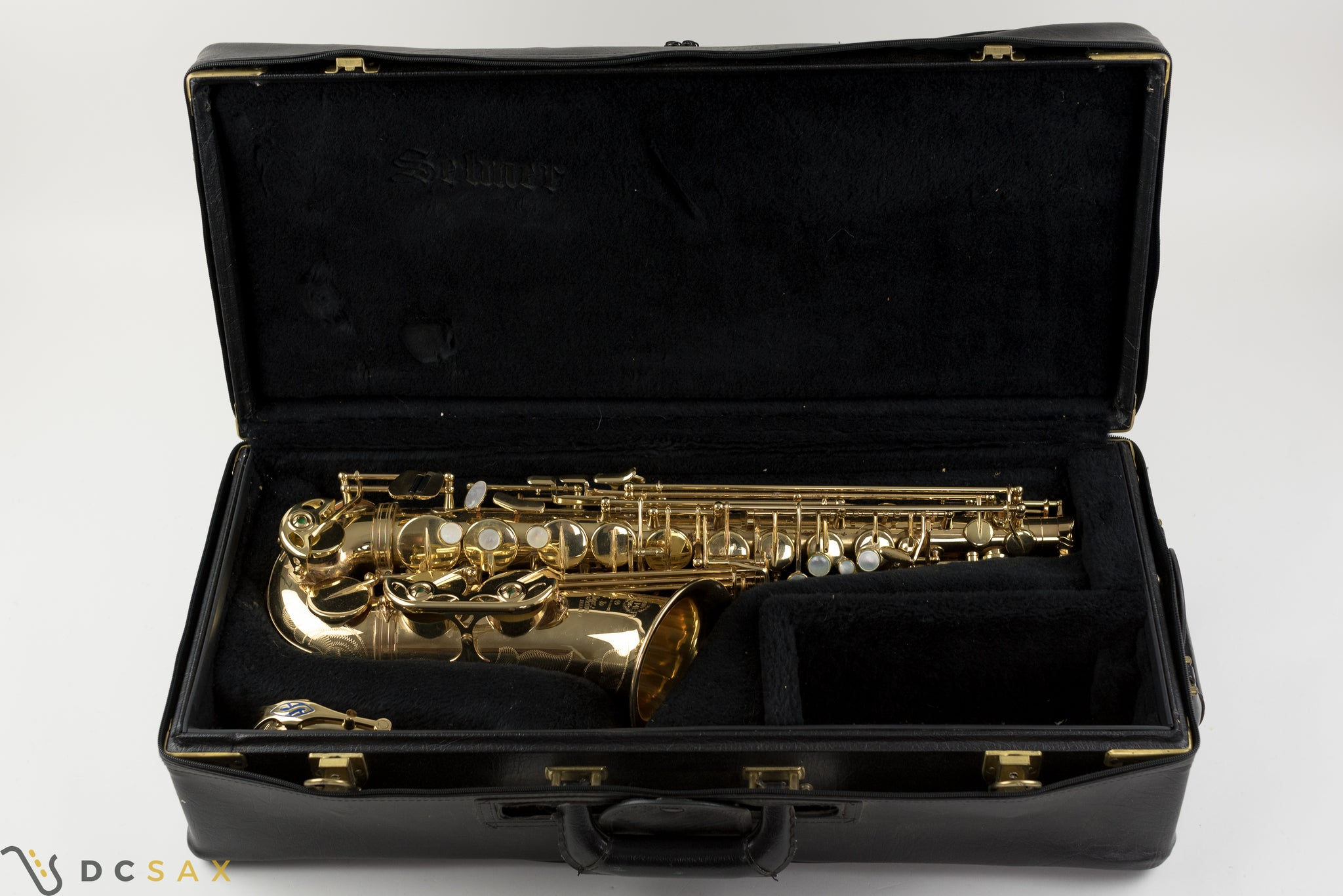 Selmer Series II Alto Saxophone, Excellent Condition