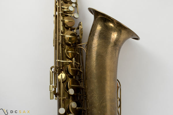 "1948 Martin Committee Tenor Saxophone, ""The Martin"""