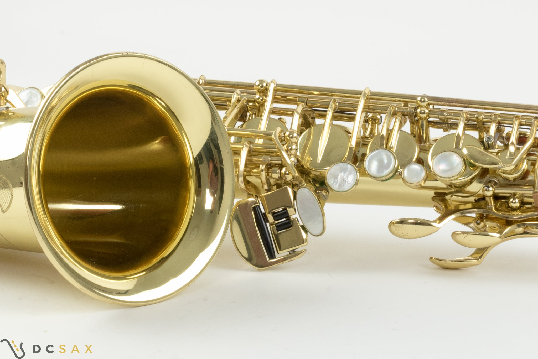 Selmer Series III Alto Saxophone, Fresh Overhaul