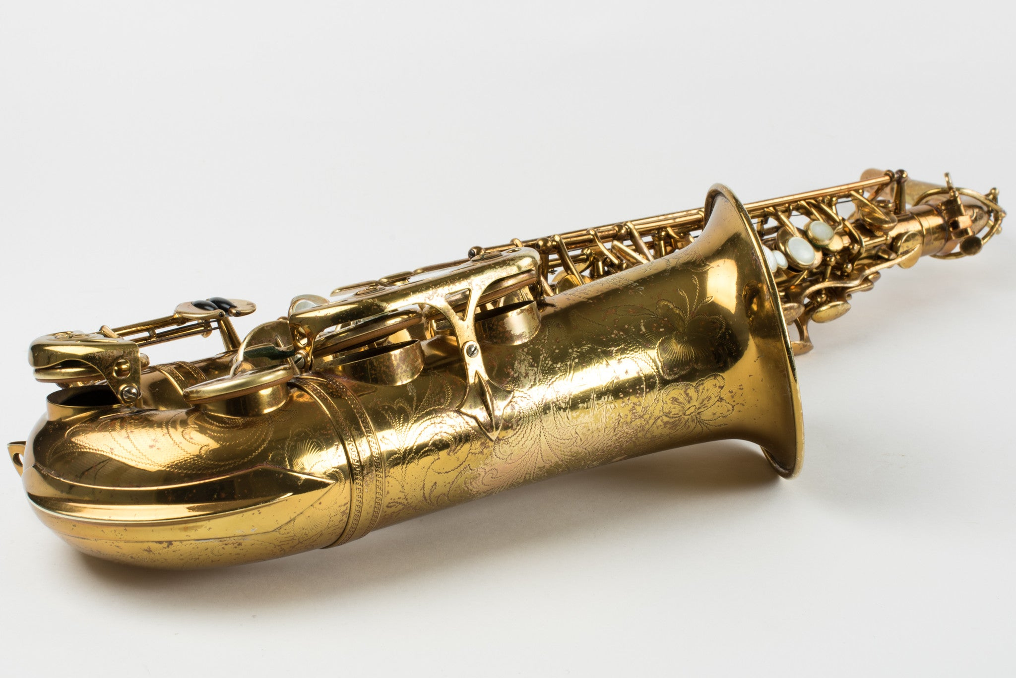 1937 Selmer Balanced Action Alto Saxophone PLUS Selmer Balanced Tone Clarinet