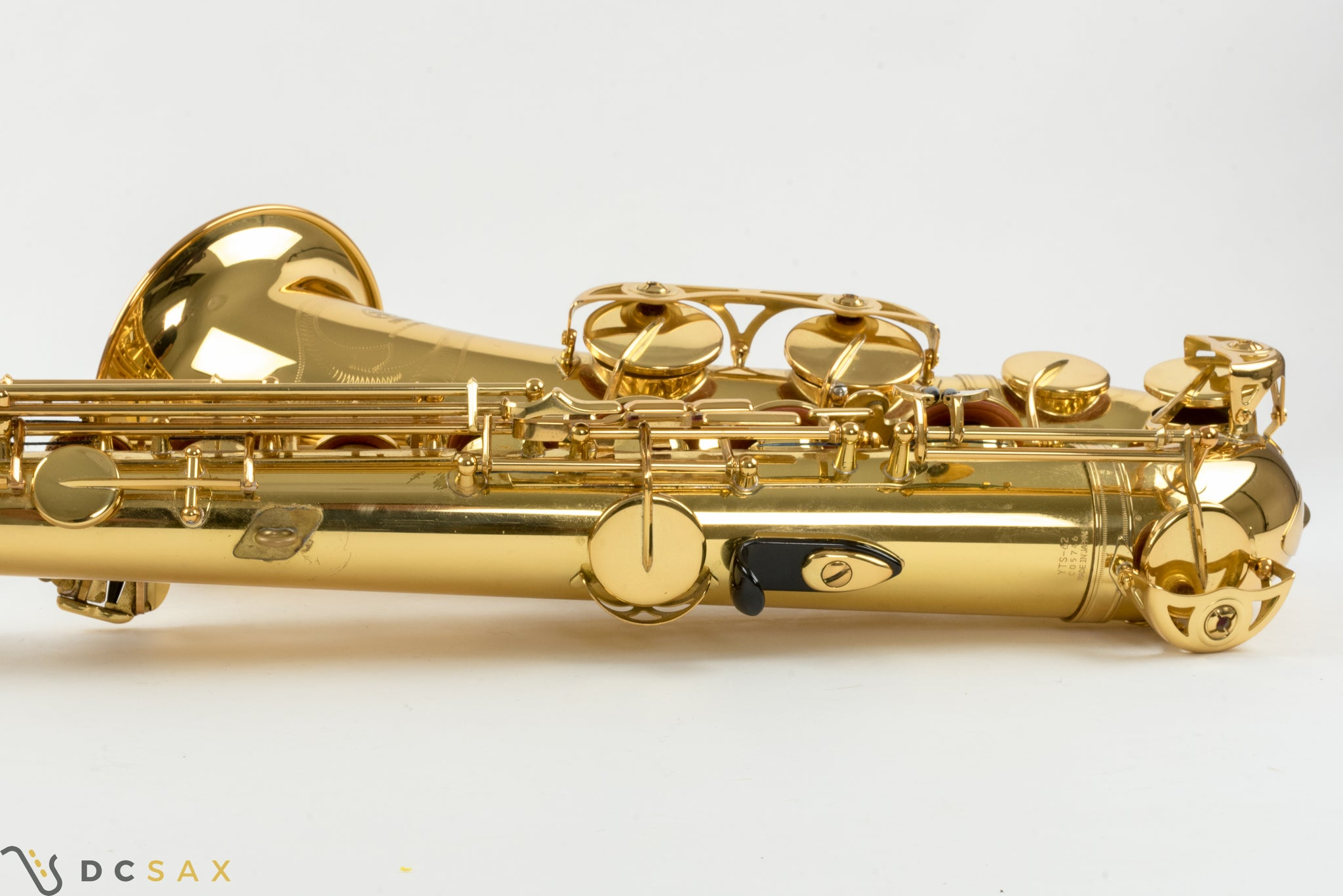 Yamaha YTS-62ii Tenor Saxophone, Just Serviced