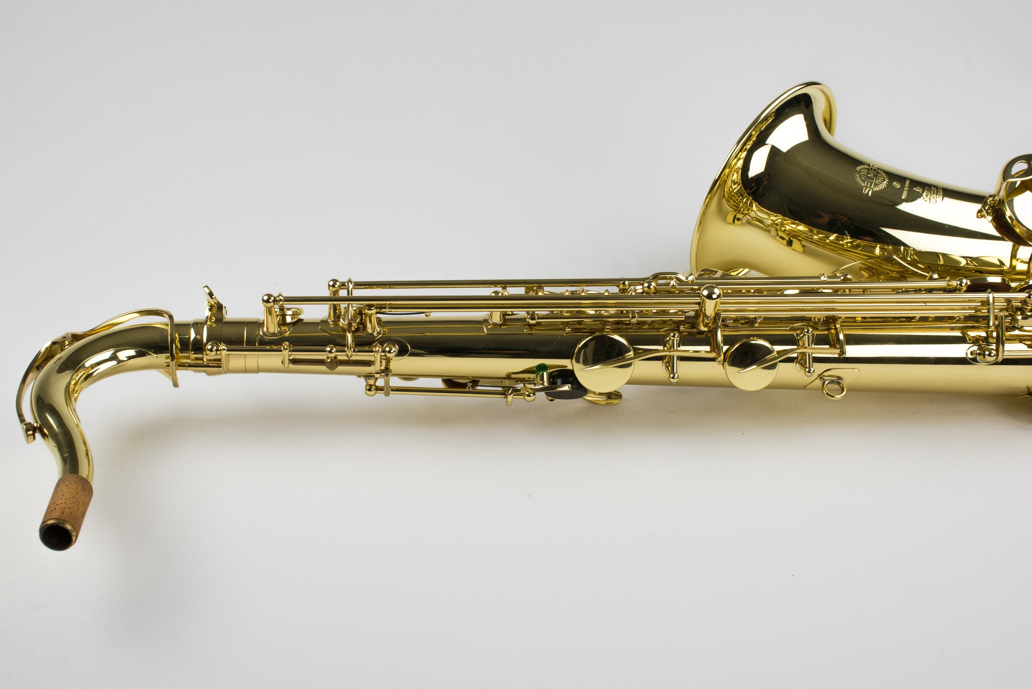 Near Mint Selmer Super Action Series II Tenor Saxophone