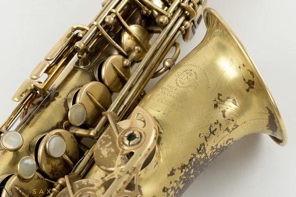 1938 Selmer Balanced Action BA Alto Saxophone, Just Serviced