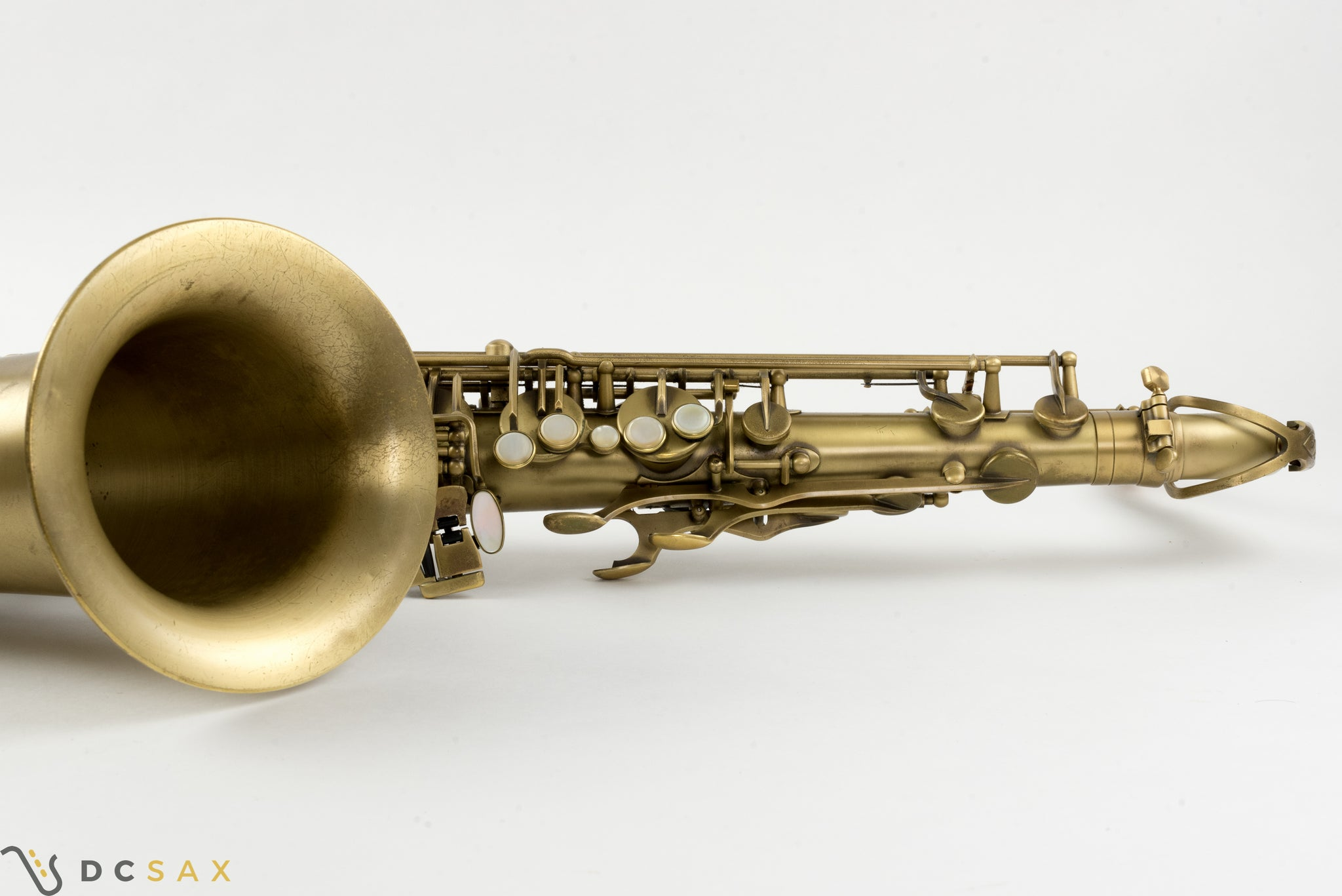 Selmer Reference 54 Tenor Saxophone, Matte Finish, Just Serviced