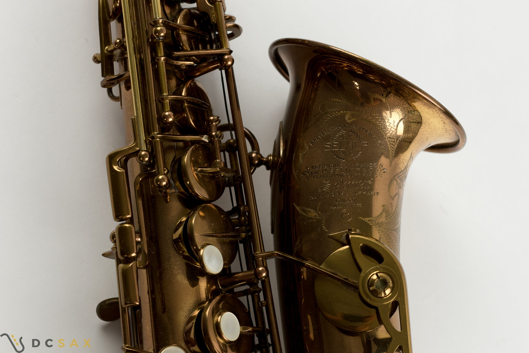 1957 Selmer Mark VI Alto Saxophone, 99%+ Original Lacquer, Near Mint, WOW!