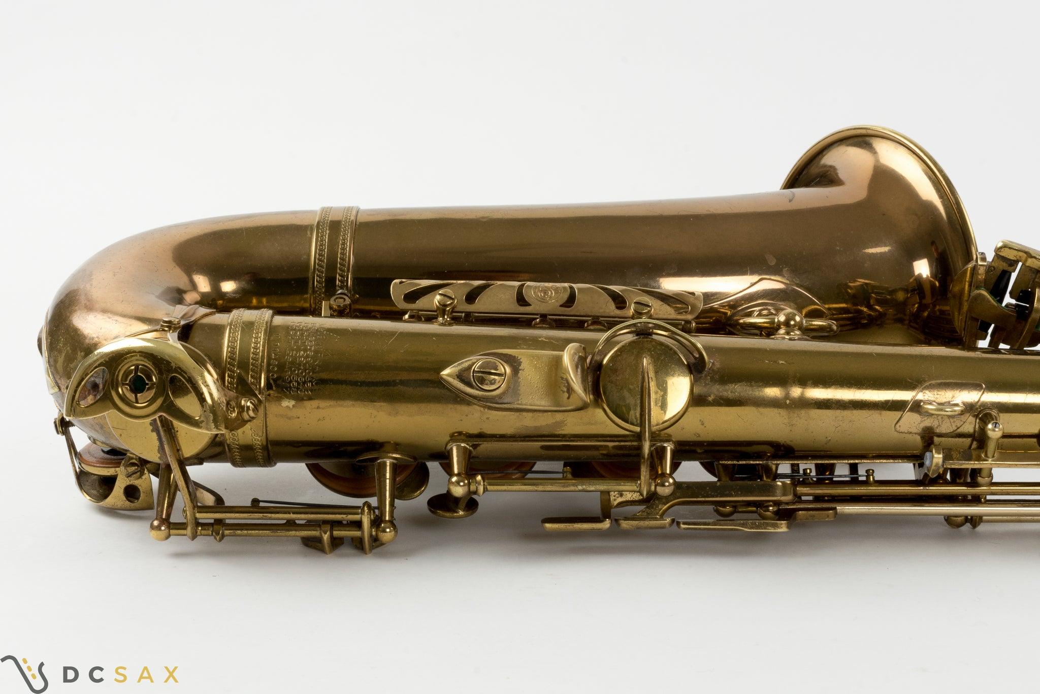 114,xxx Selmer Mark VI Alto Saxophone, 98% Original Lacquer, Video