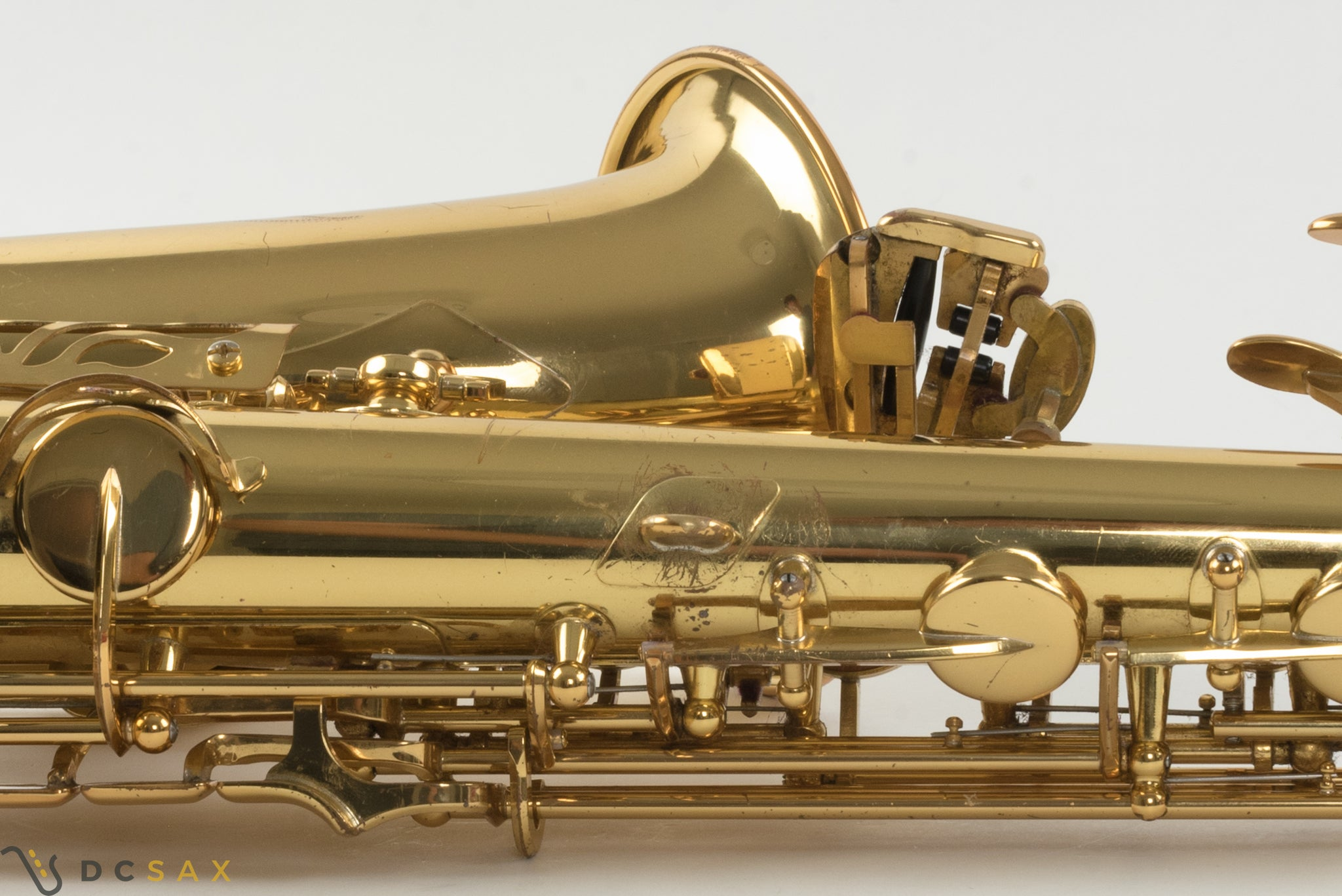 Yamaha YAS-62 Alto Saxophone, First Series, Just Serviced