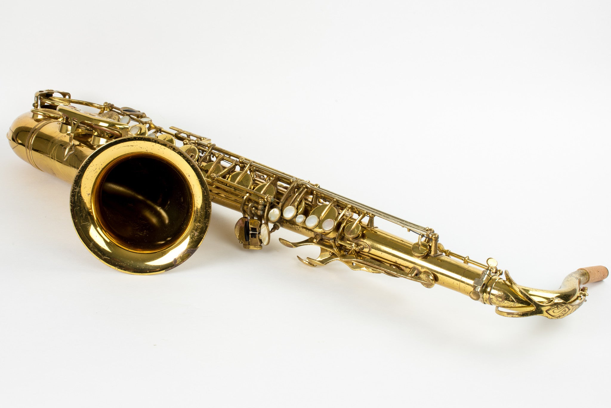 1961 96,xxx Selmer Mark VI Tenor Saxophone, Fresh Overhaul