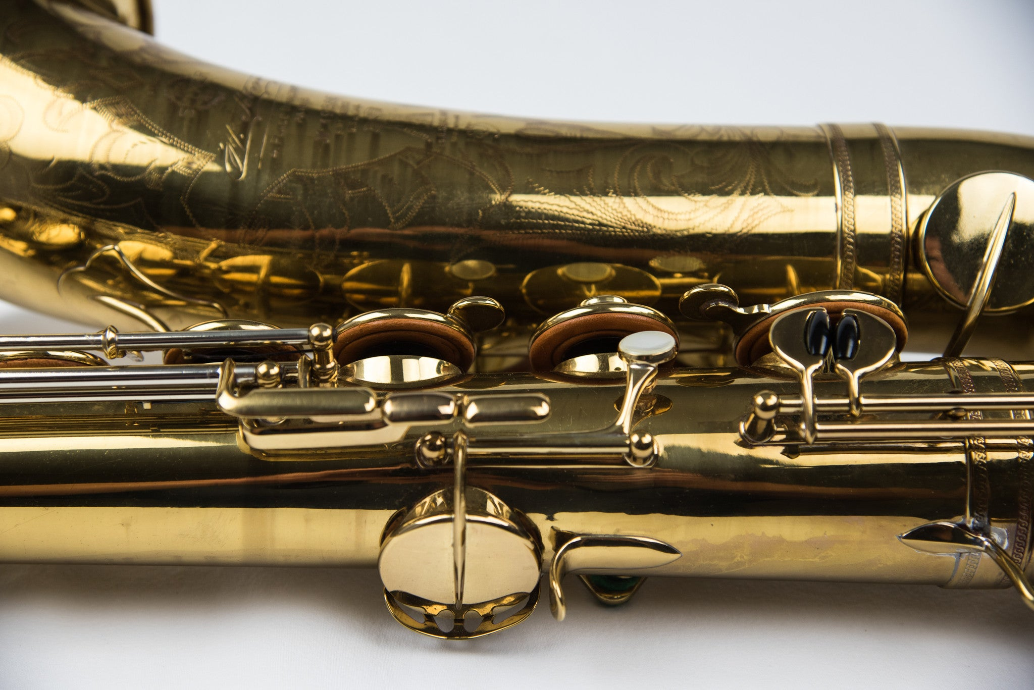 Selmer Radio Improved Tenor Saxophone 19,xxx