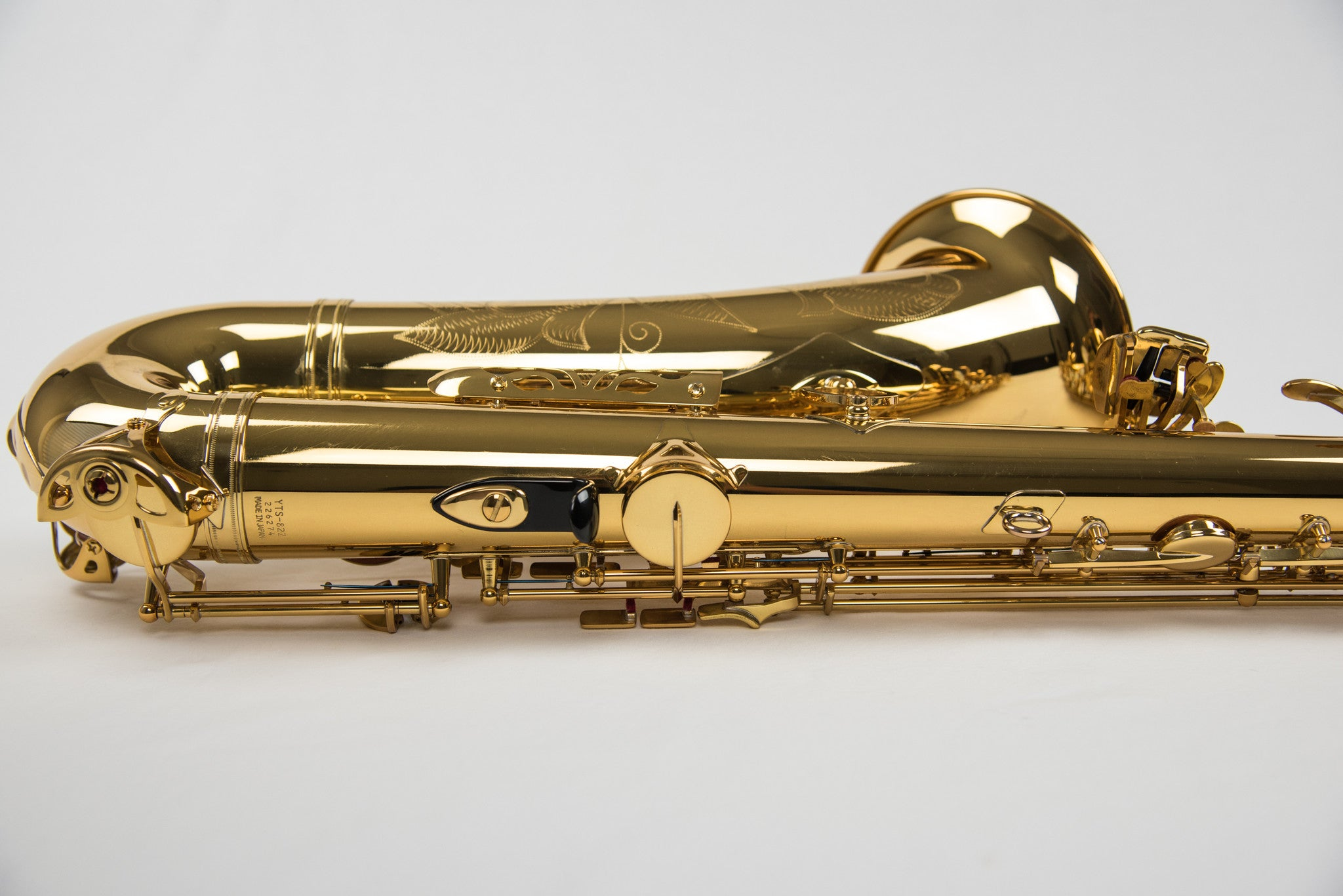 Yamaha Custom 82Z Tenor Saxophone Near Mint