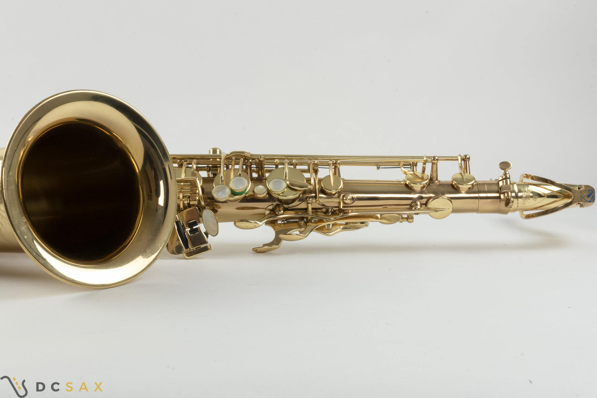 Selmer Series II Tenor Saxophone, Just Serviced, Video