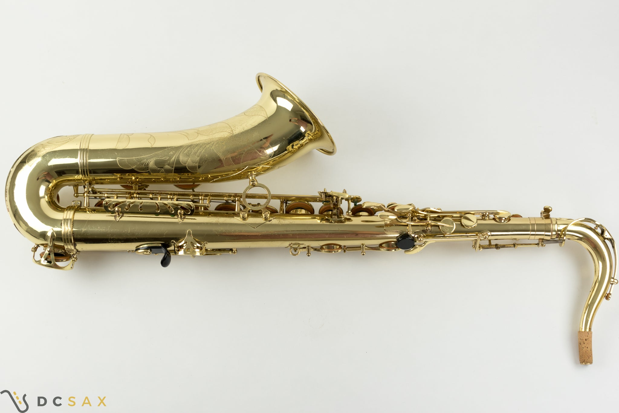 Selmer Series II Tenor Saxophone, Just Serviced