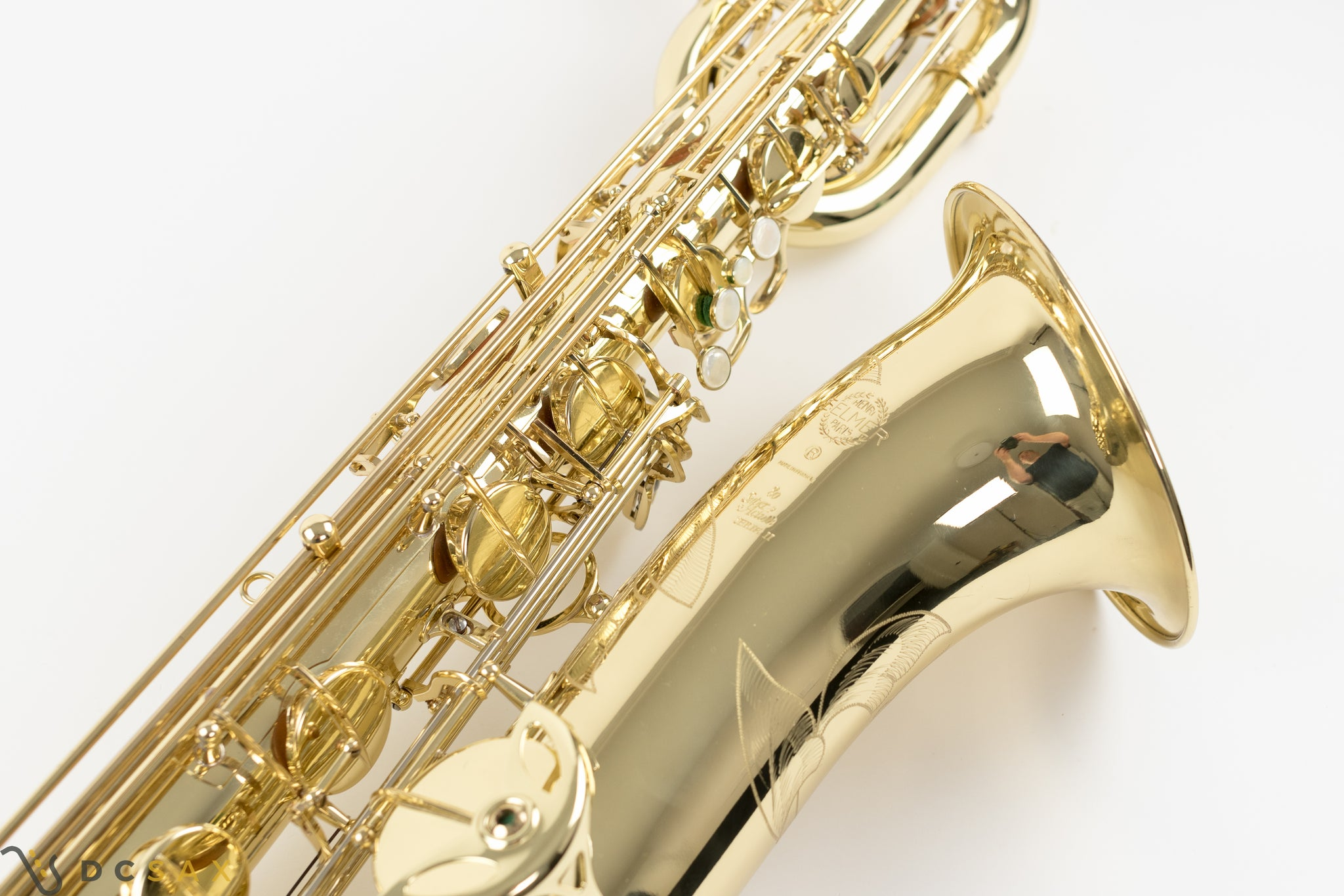 Selmer Series II Baritone Saxophone, Just Serviced