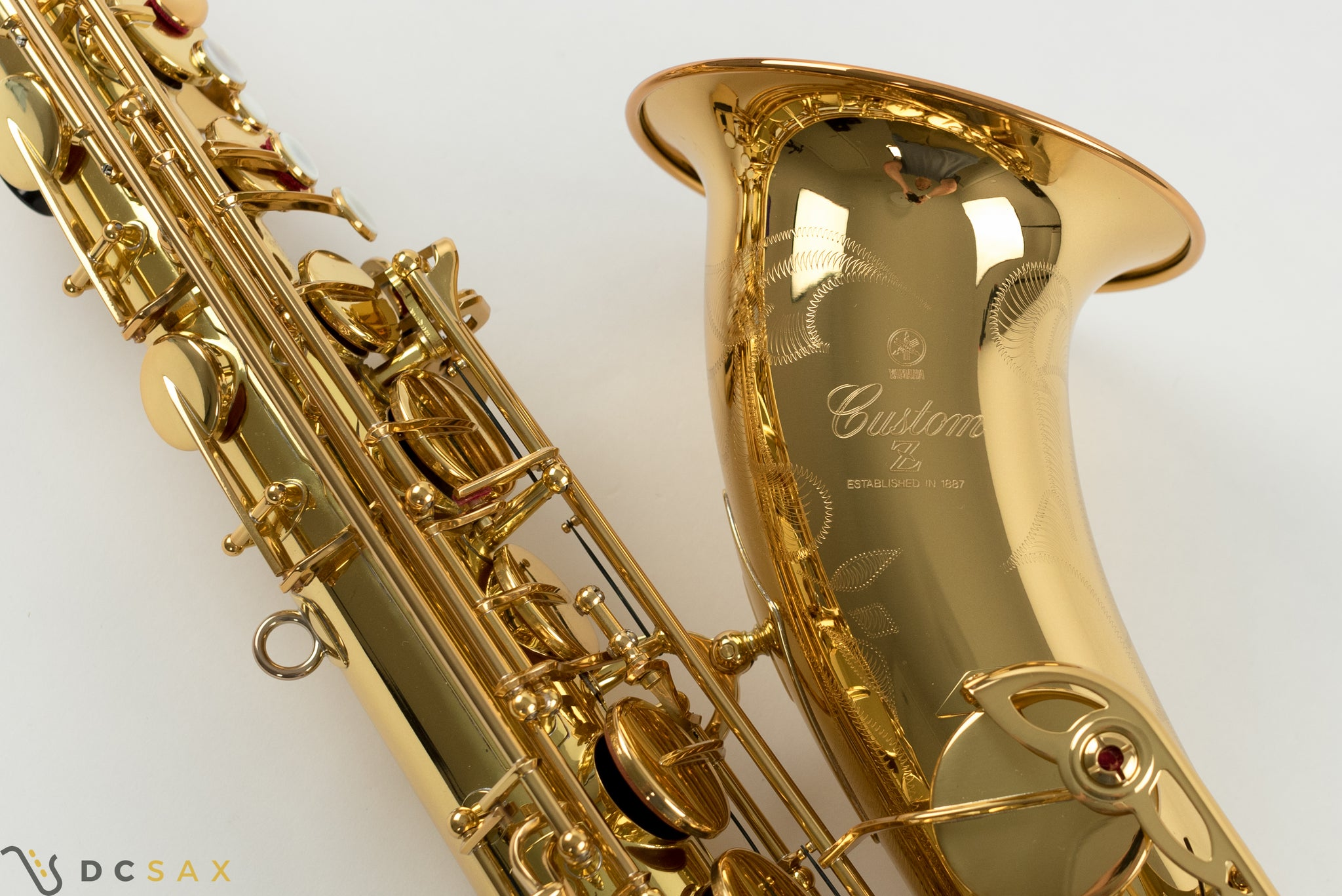 Yamaha Custom 82Z Tenor Saxophone, Like New
