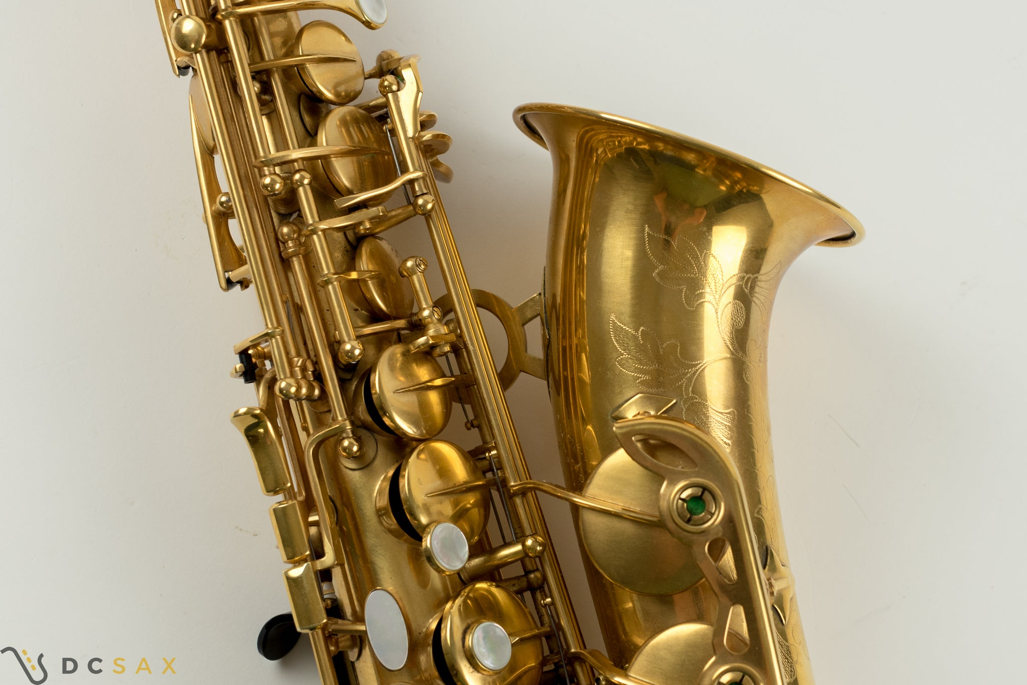 Rampone and Cazzani R1 Jazz Alto Saxophone, Gold Plated, Video Demo