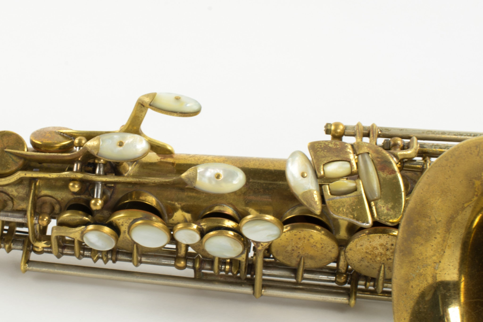 1948 King Super 20 Alto Saxophone, Full Pearls, Made In Cleveland, Fresh Overhaul
