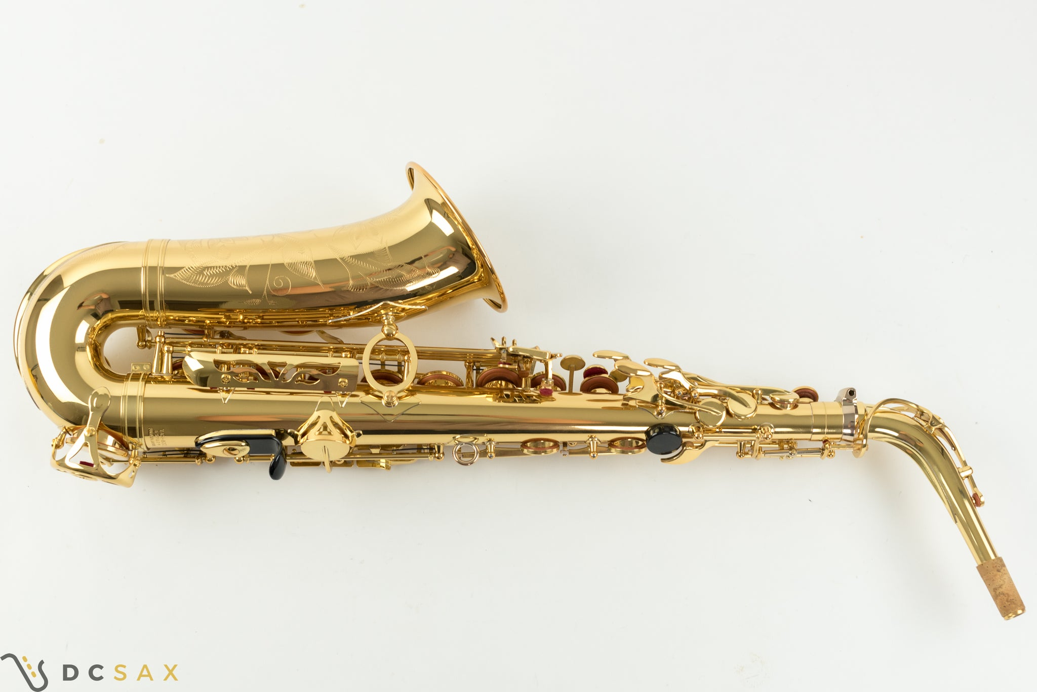 Yamaha Custom 82Z Alto Saxophone, Just Serviced, Mint Condition