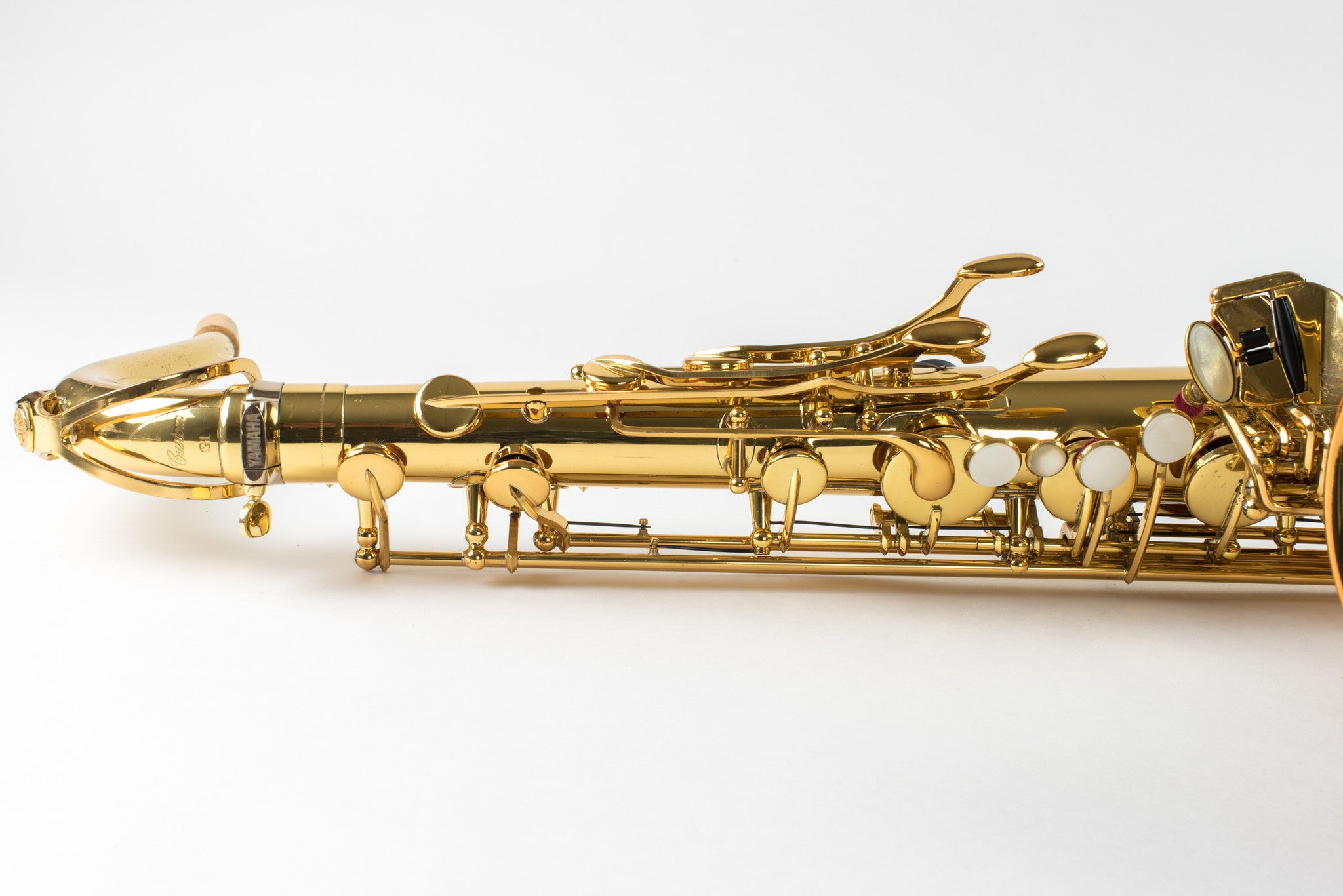 Yamaha Custom 82Z Tenor Saxophone, Fresh Overhaul