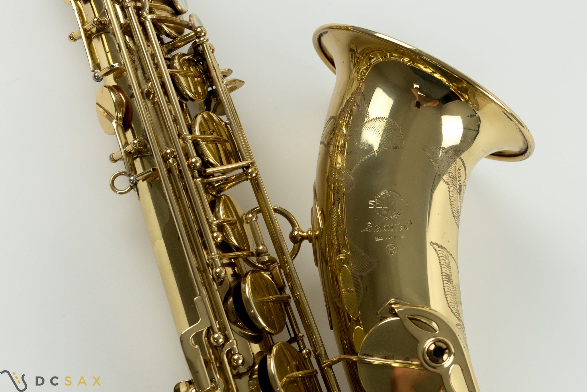 Selmer Mark VI Tenor Saxophone, Near Mint, Fresh Overhaul, Video