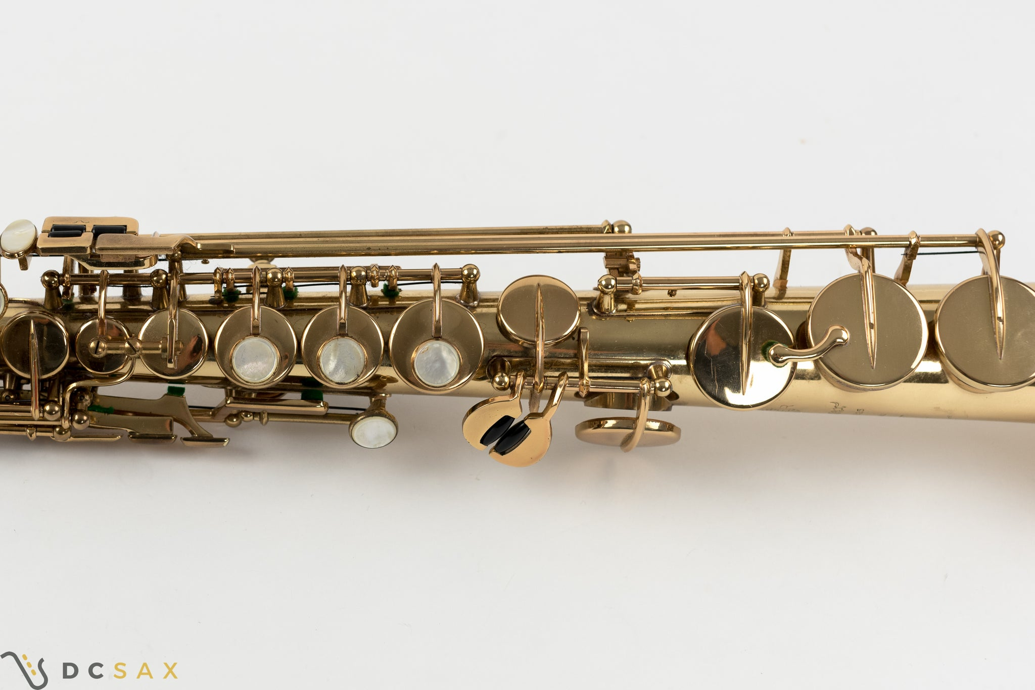 Selmer Mark VI Soprano Saxophone, Near Mint, 99% Original Lacquer, High F#