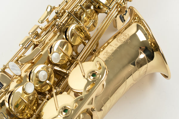 Selmer Series II Alto Saxophone, Excellent Condition, Just Serviced