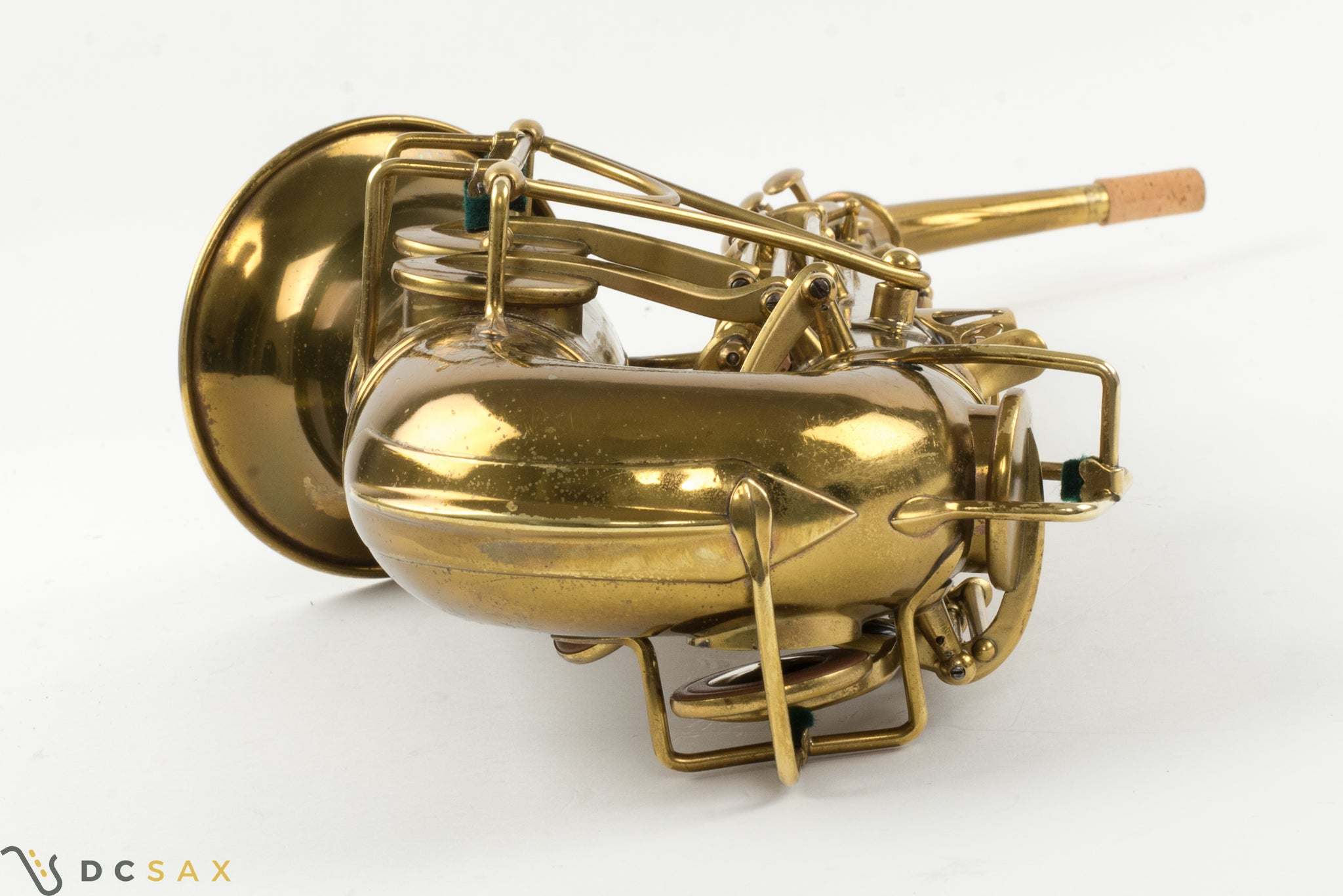 "Selmer Super Sax ""Cigar Cutter"" Alto Saxophone, Fresh Overhaul, Video"
