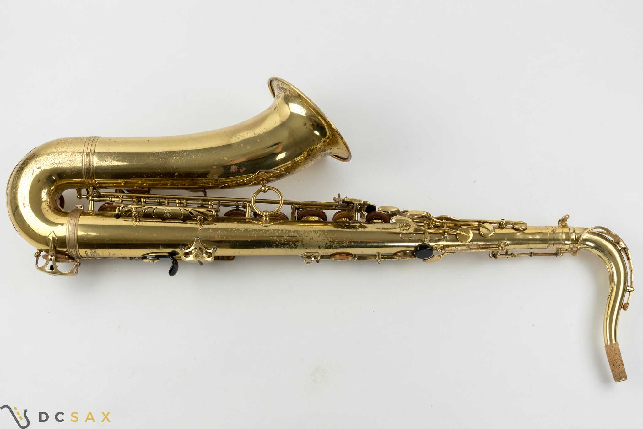 209,xxx Selmer Mark VI Tenor Saxophone, Just Serviced