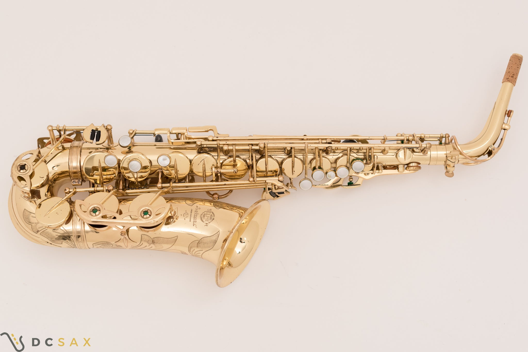 197,xxx Selmer Mark VI Alto Saxophone, Near Mint