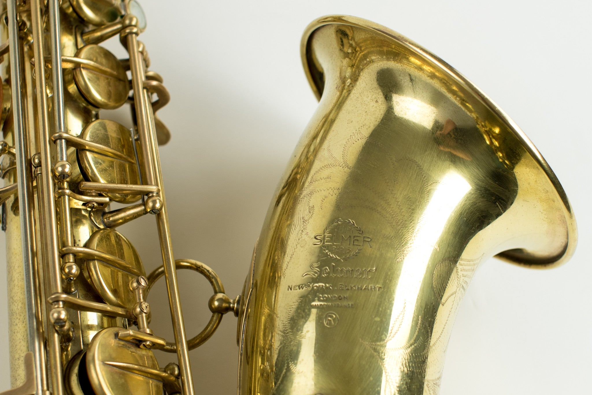 1962 Selmer Mark VI Tenor Saxophone 103,xxx, Fresh Overhaul