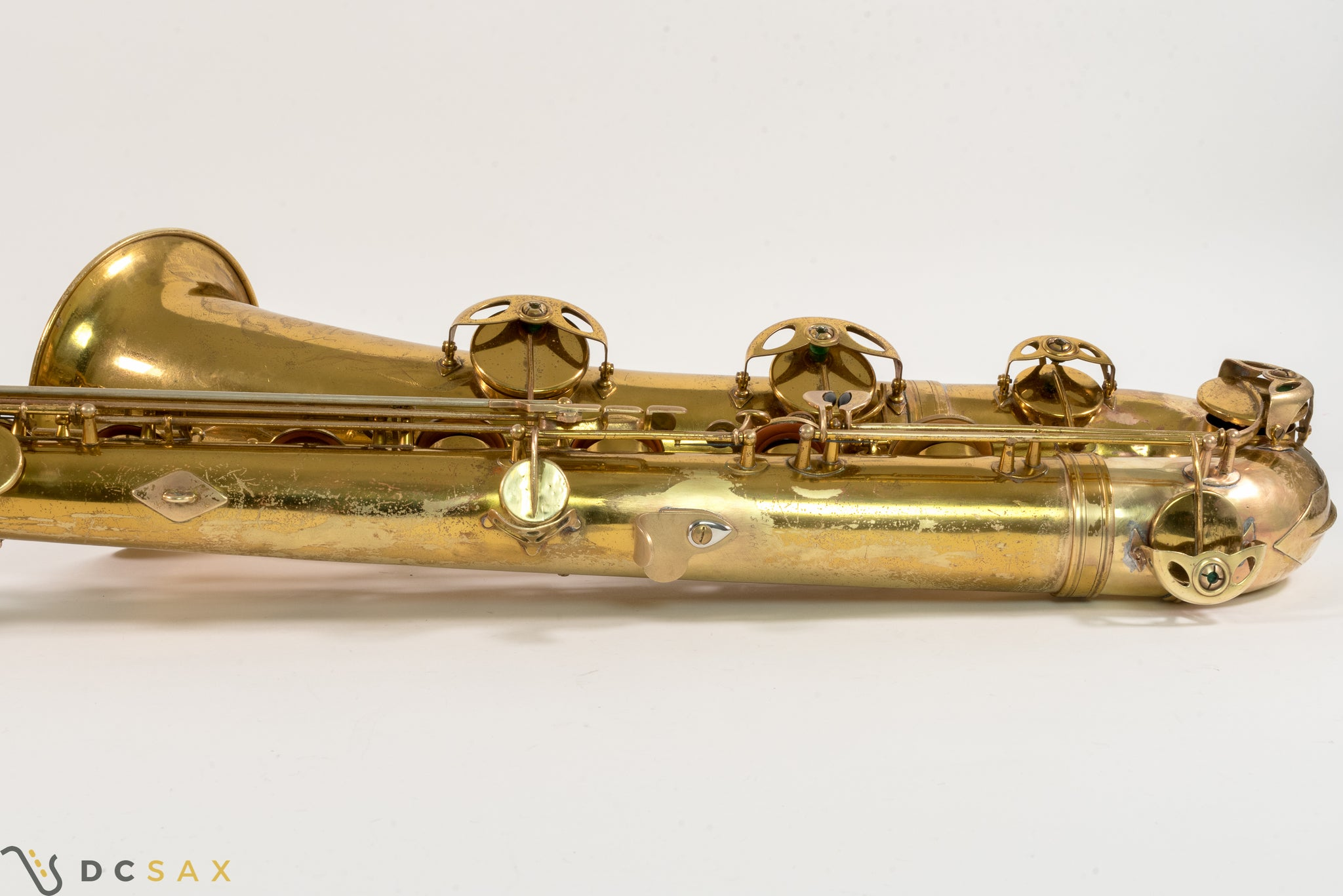 190,xxx Selmer Mark VI Baritone Saxophone, Just Serviced