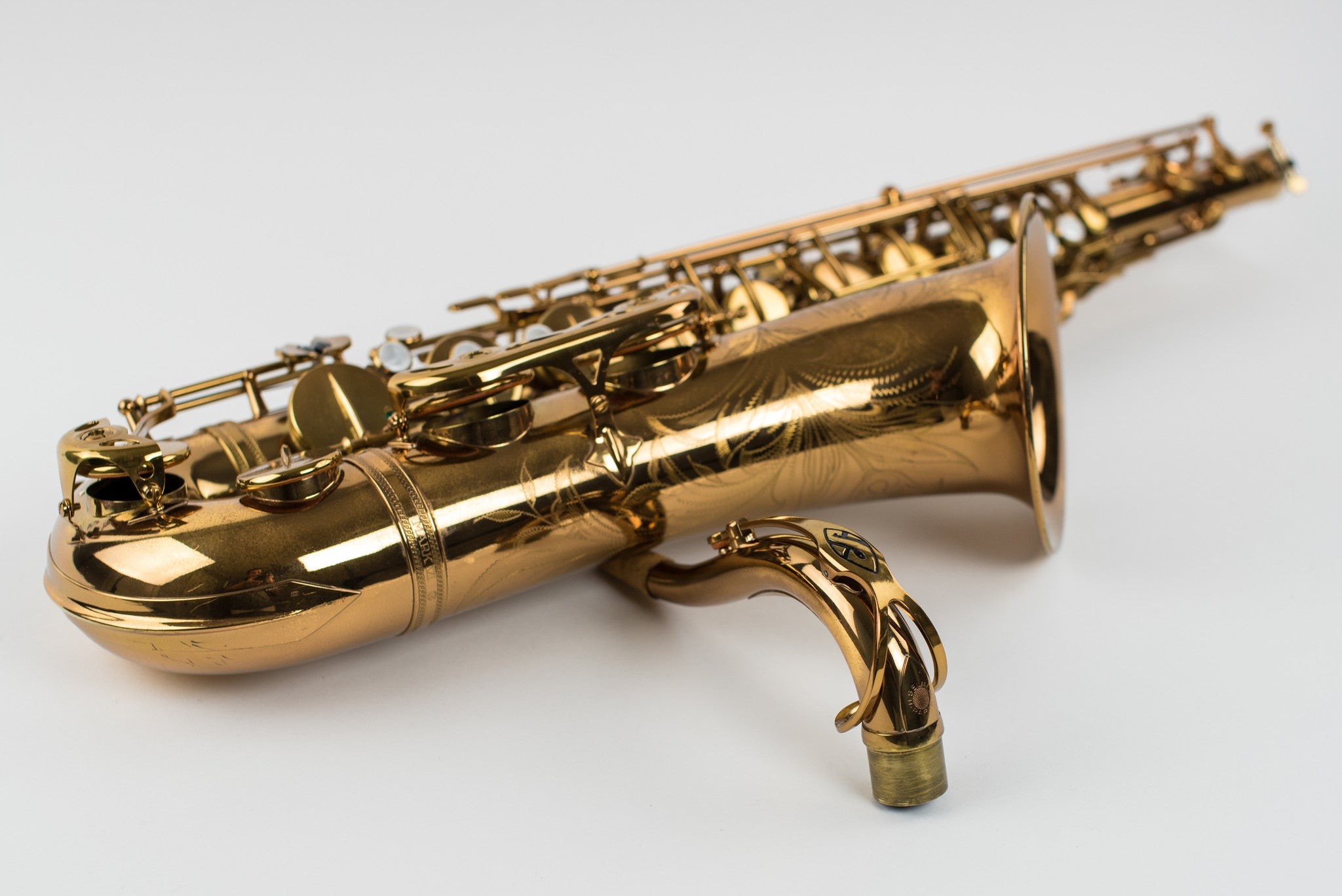 1961 93,xxx Selmer Mark VI Tenor Saxophone, 99.9% Original Lacquer, High F#
