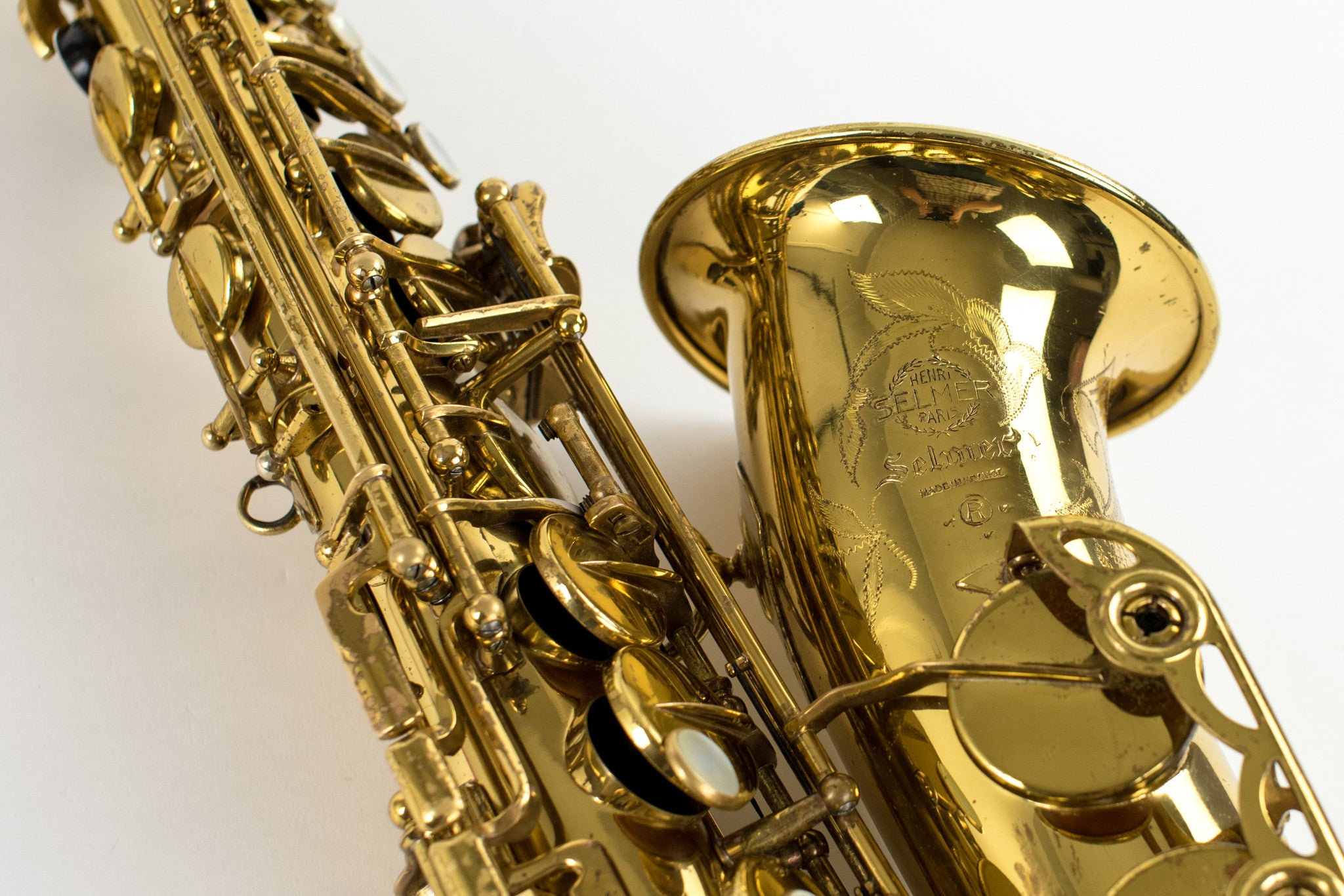 193,xxx Selmer Mark VI Alto Saxophone, Fresh Overhaul, 94% Original Lacquer, Reso-Tech Resonators