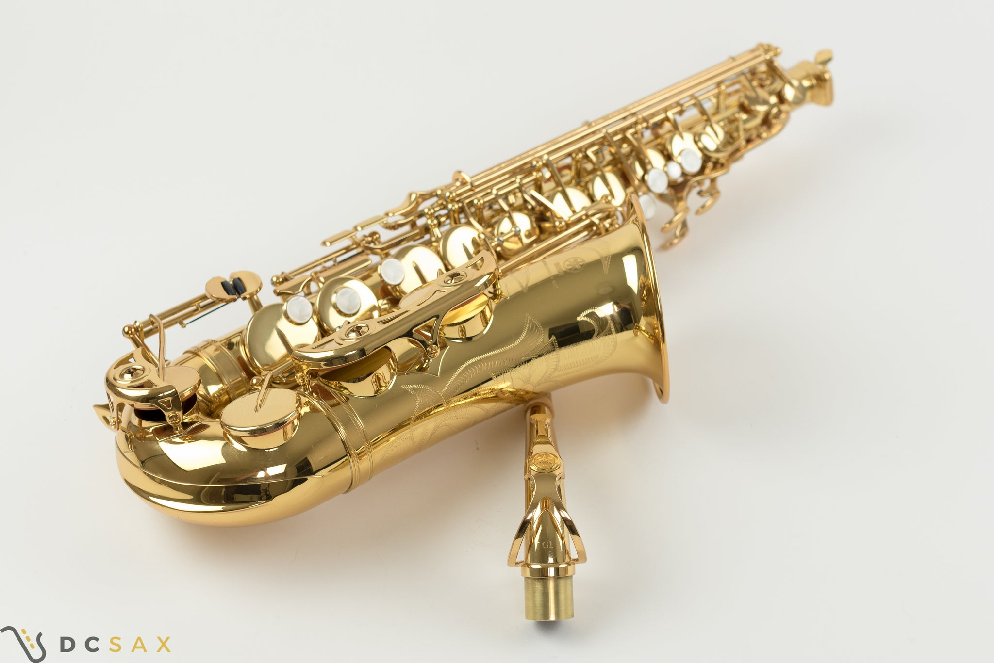 Yamaha YAS-62 Alto Saxophone, Series II, Just Serviced, Near Mint, Video