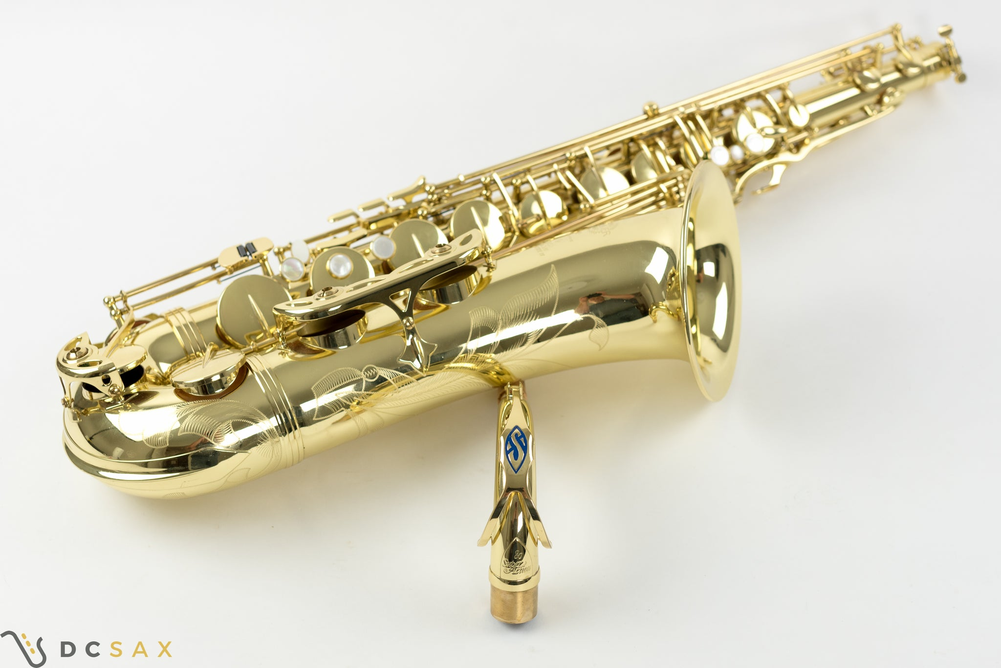 Selmer Series II Tenor Saxophone, Just Serviced, Video, Near Mint