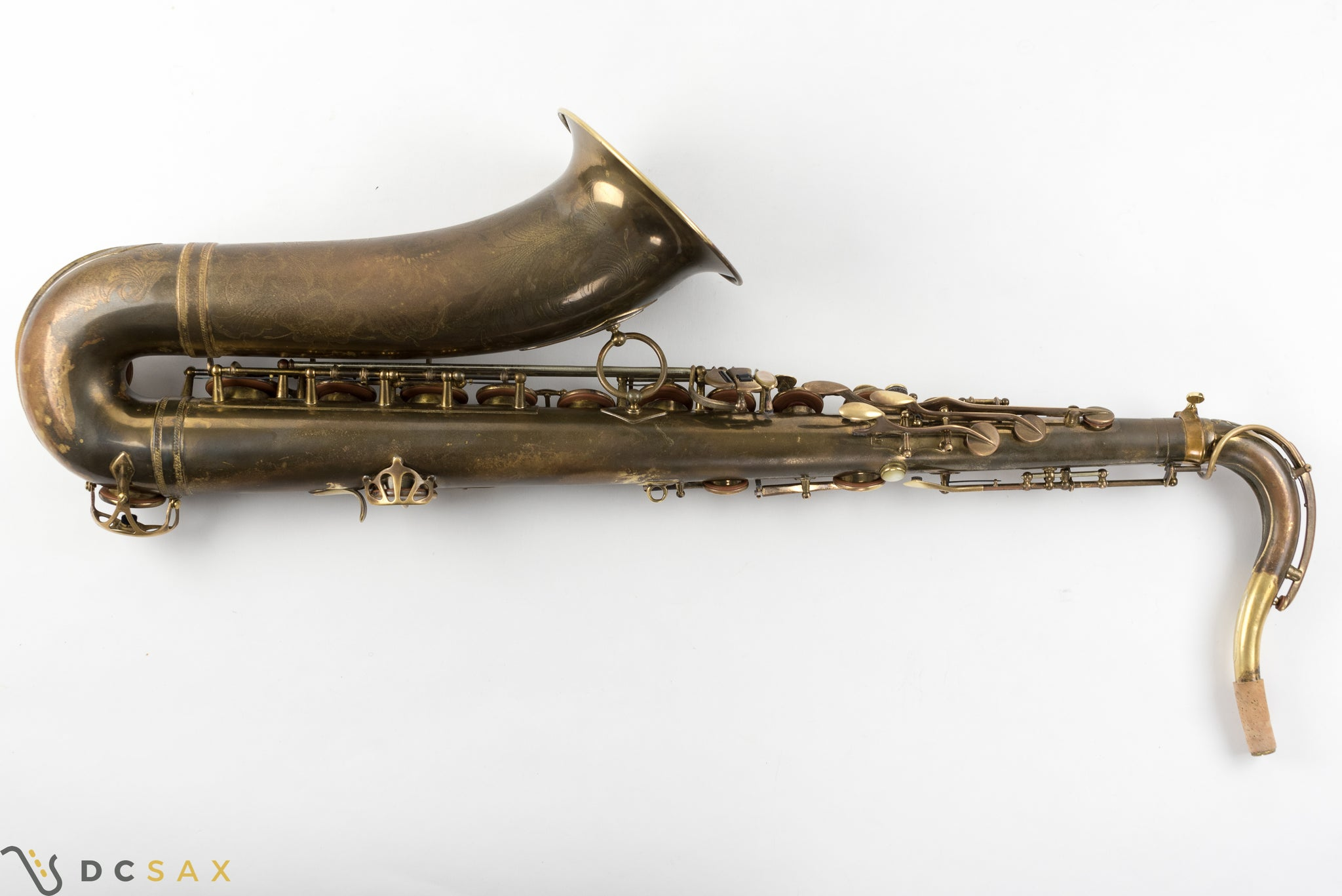 22,xxx 1936 Selmer Balanced Action Tenor Saxophone, Fresh Overhaul, Video