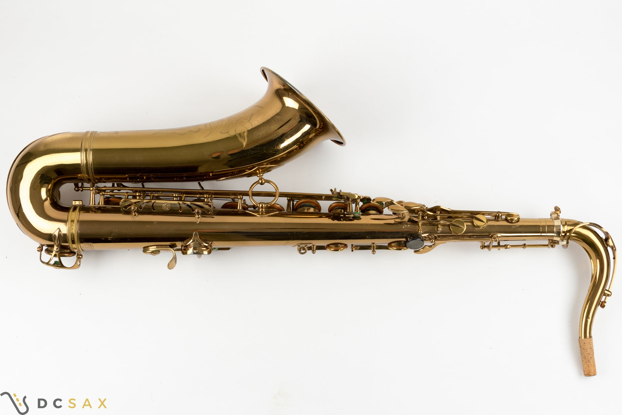 1957 73,xxx Selmer Mark VI Tenor Saxophone, 99.9% Original Lacquer, Near Mint