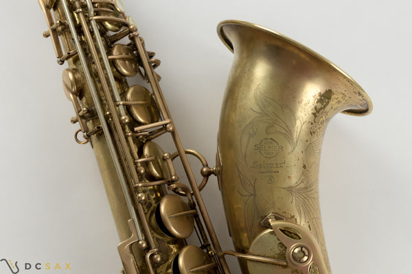 153,xxx Selmer Mark VI Tenor Saxophone, Original Lacquer, Just Serviced