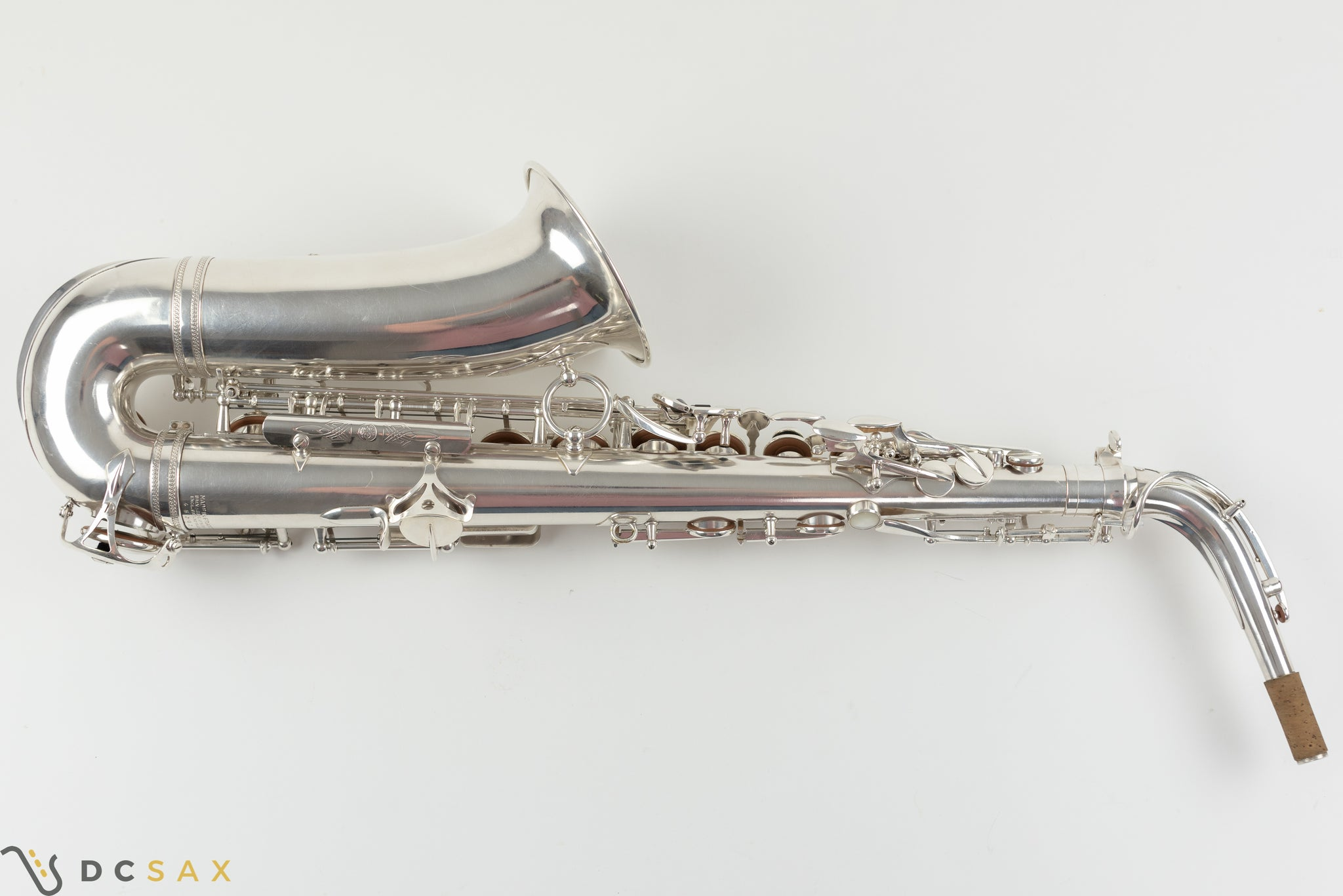 1951 45,xxx Selmer Super Balanced Action Alto Saxophone, Near Mint, Overhaul, Desmond S/N, Video